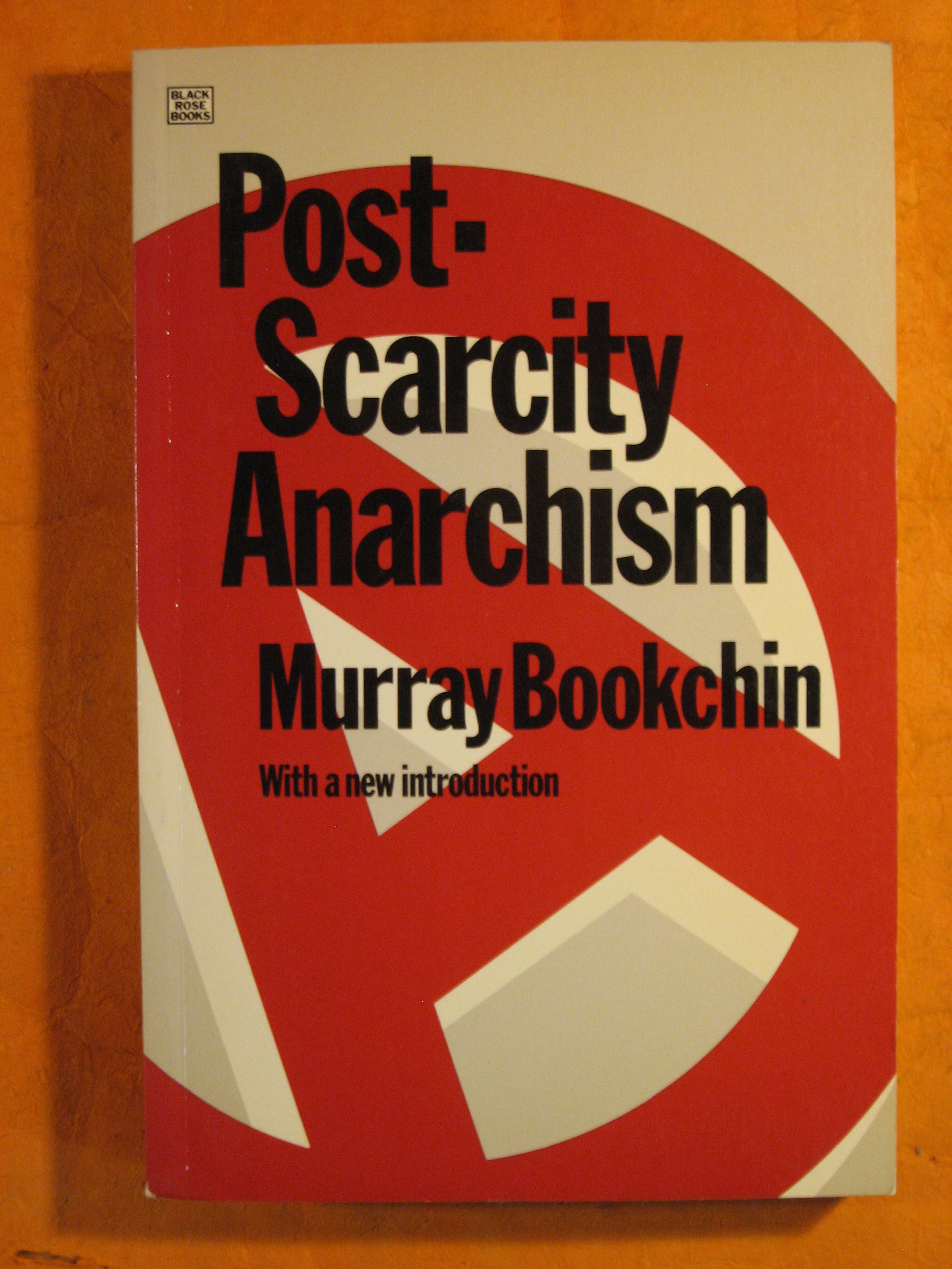 Image for Post-Scarcity Anarchism