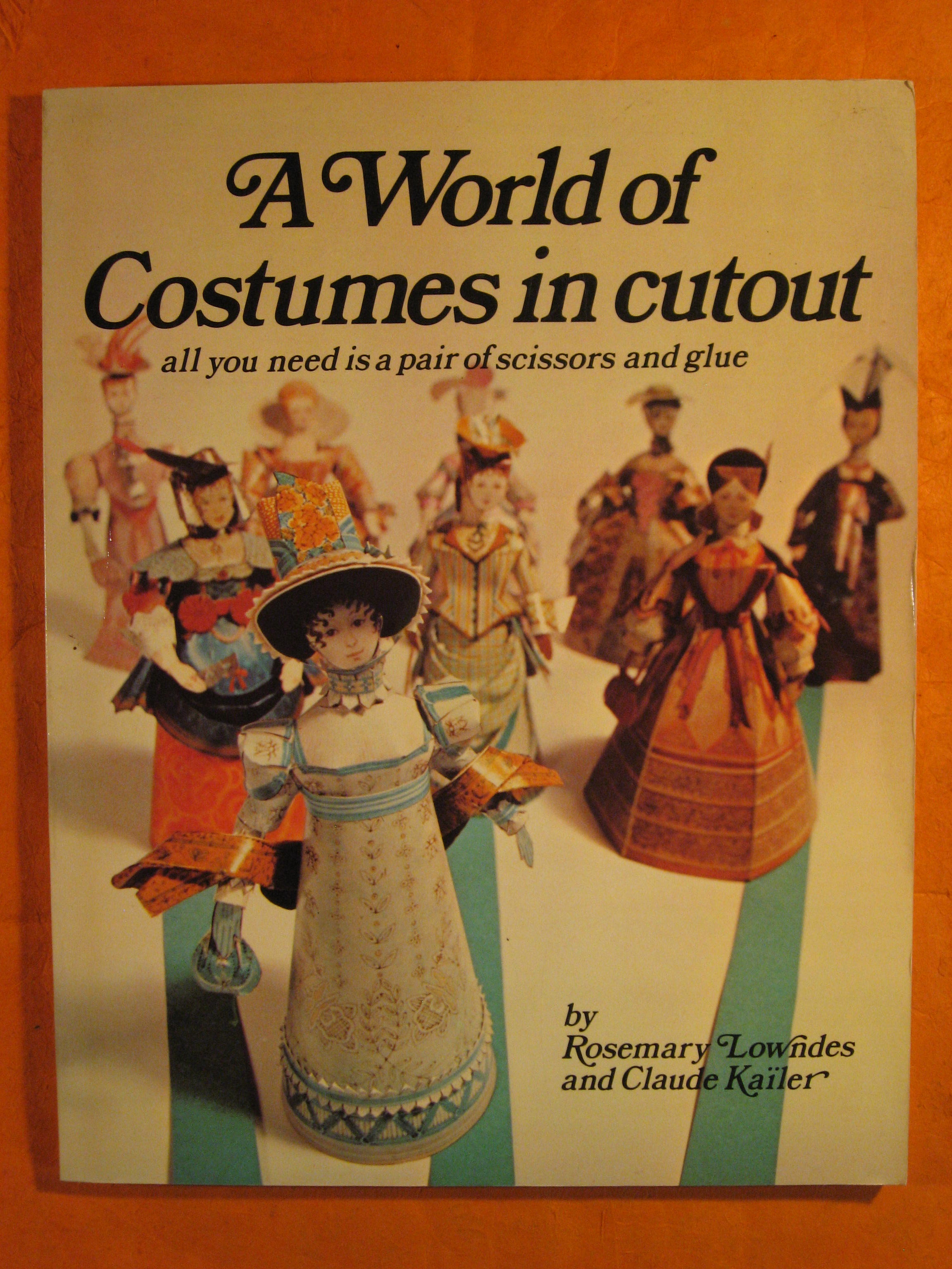 Image for A World of Costumes in Cutout