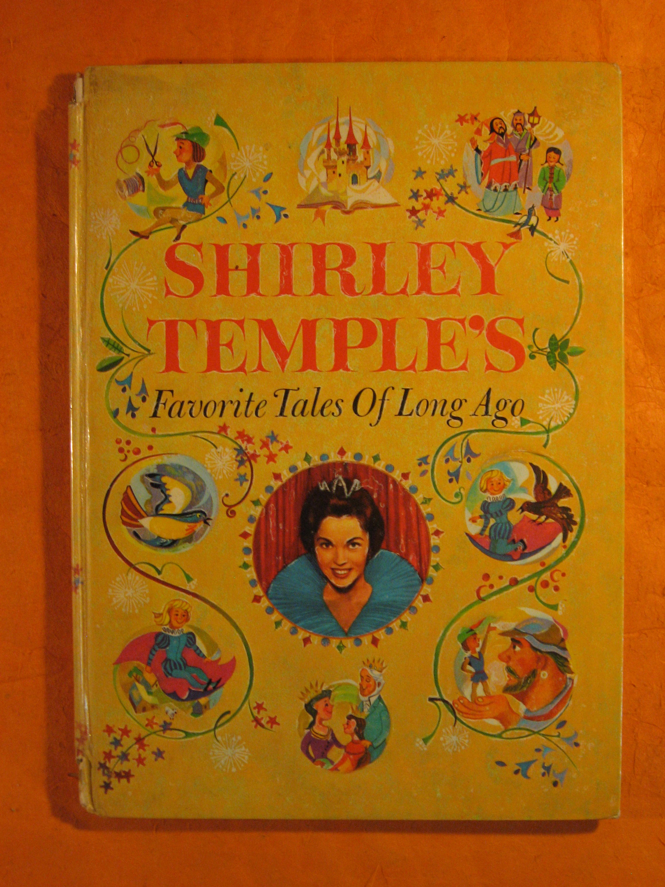 Image for Shirley Temple's Favorite Tales of Long Ago