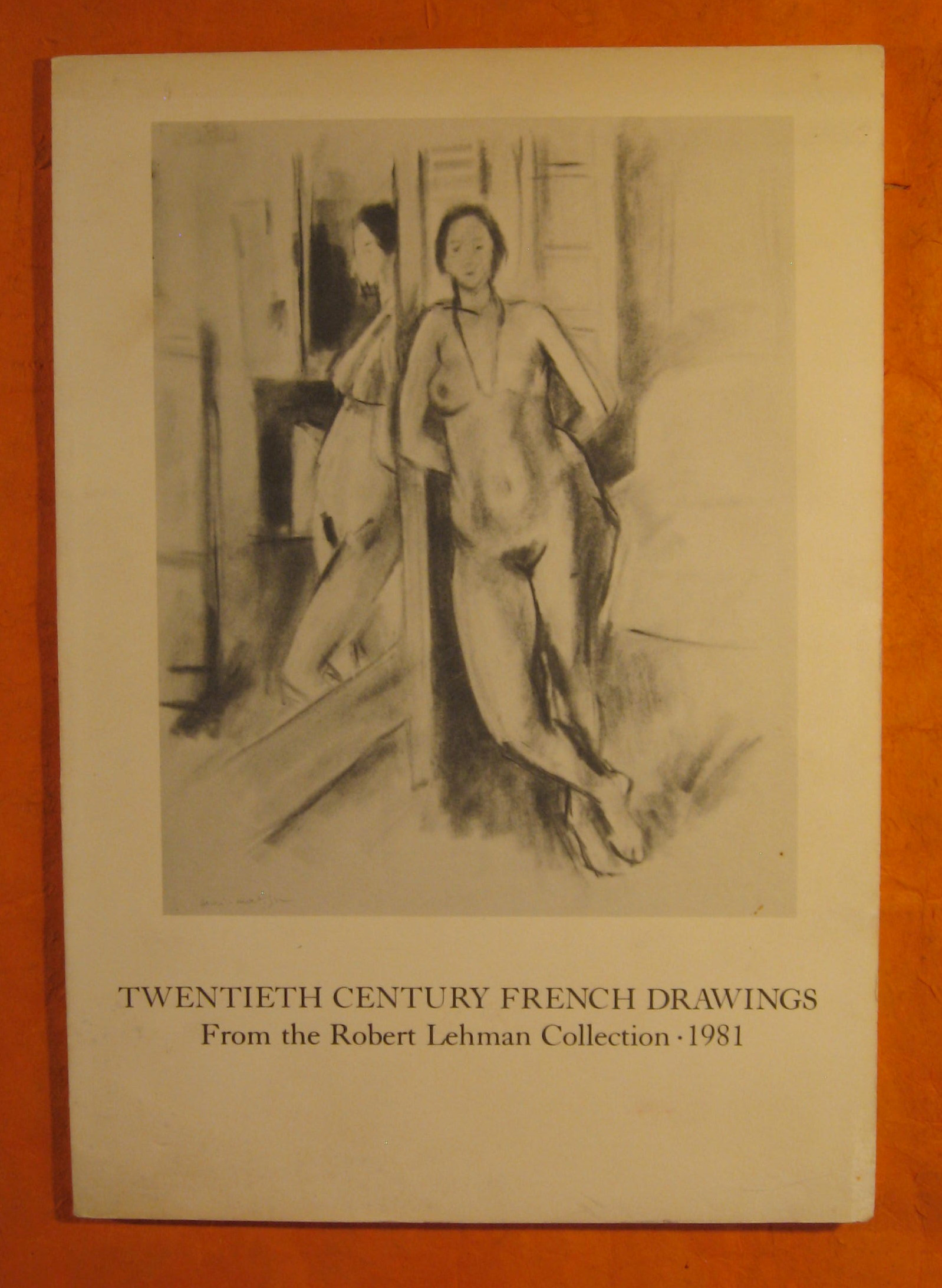 Image for 19th Century French Drawings from the Robert Lehmann Collection 1981
