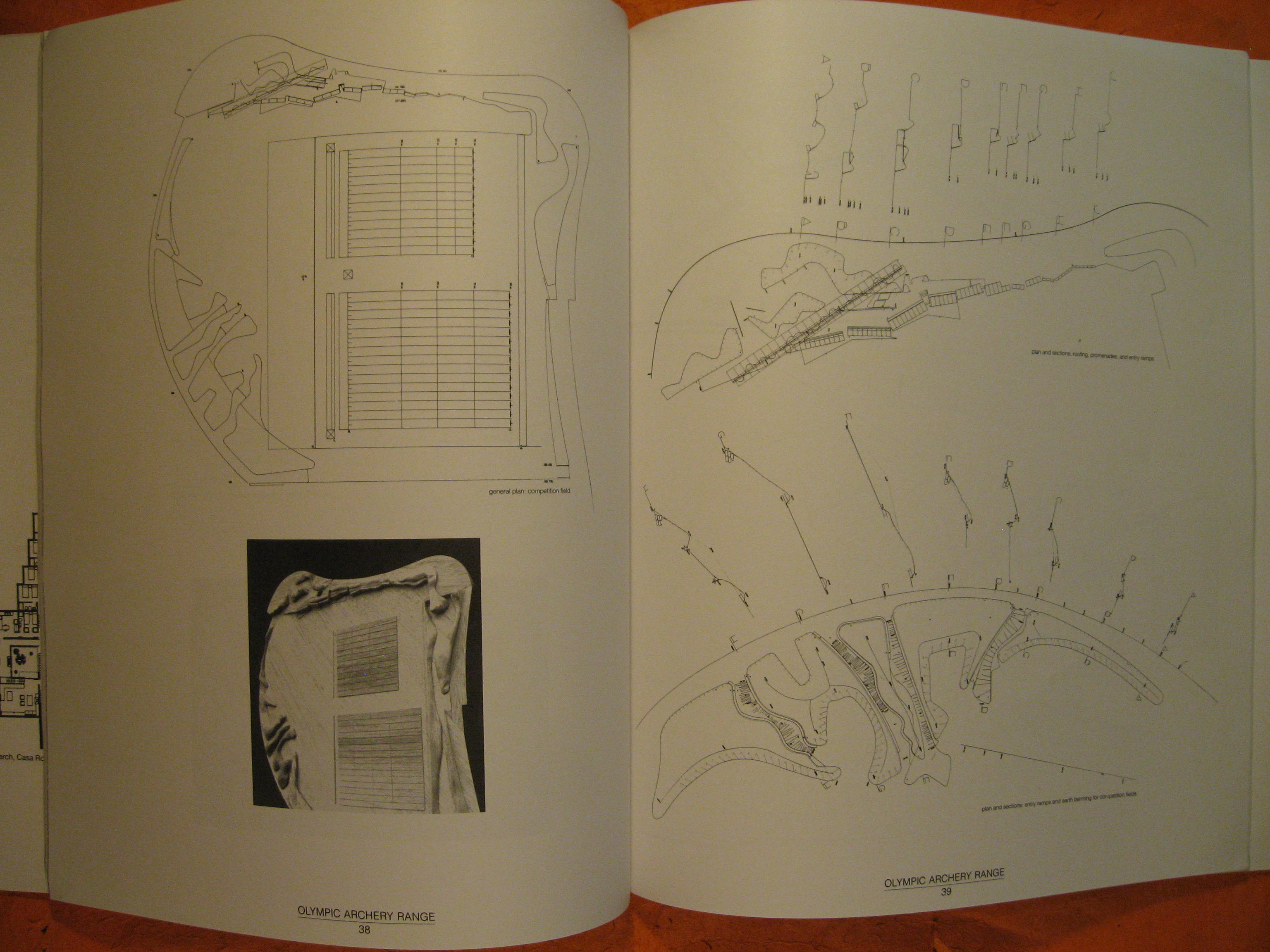 Image for The Architecture of Enric Miralles & Carme Pinos