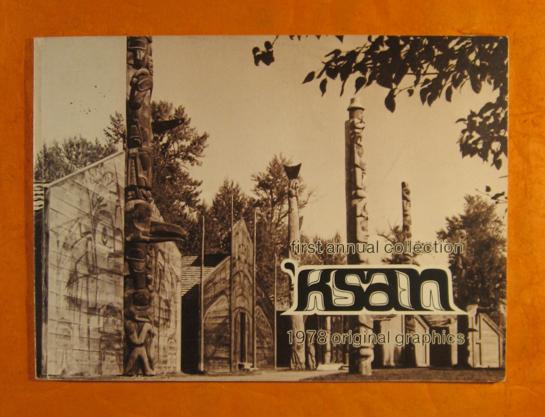 Image for First Annual Collection:  'Ksan, 1978 Original Graphics