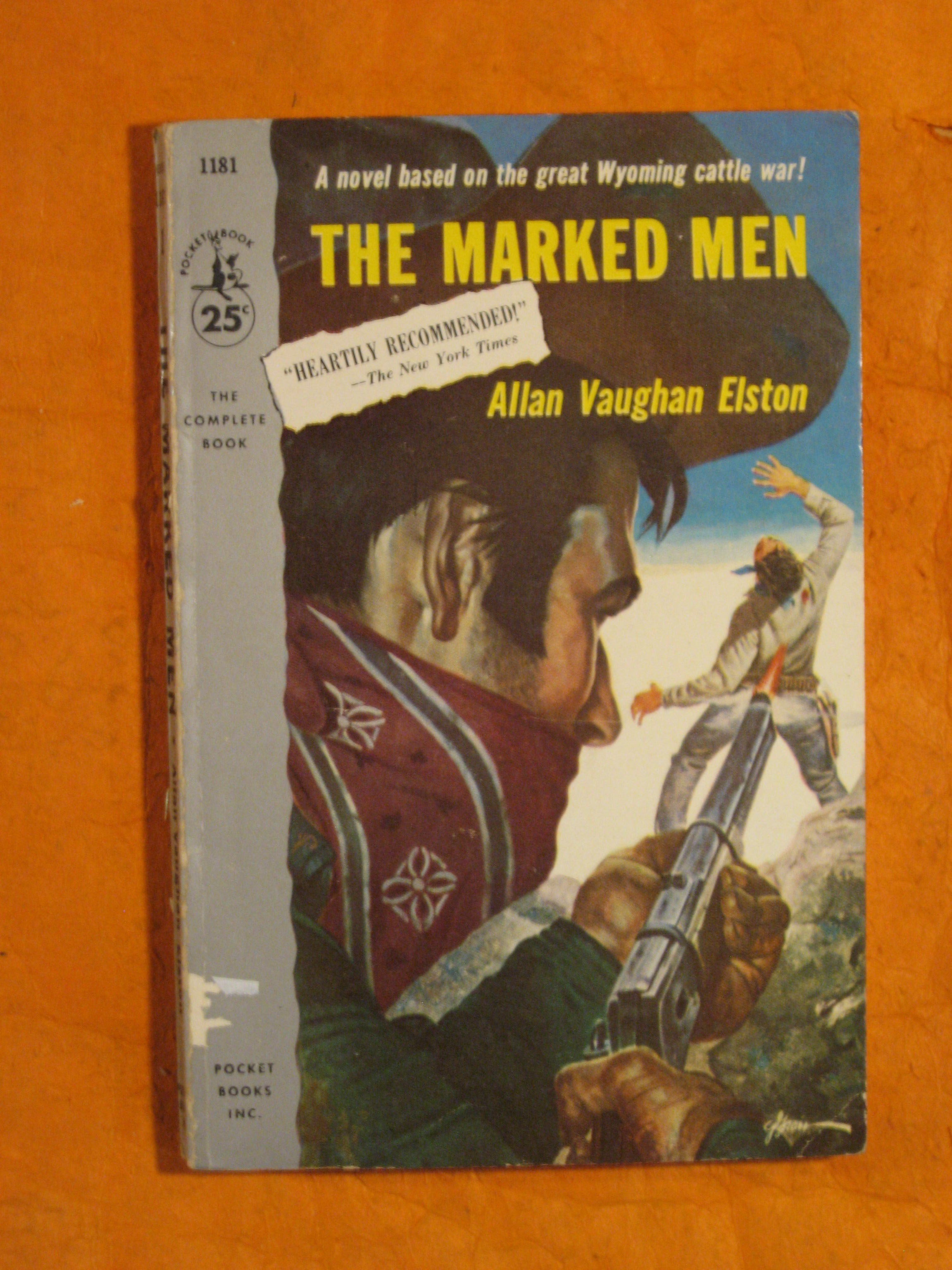 Image for The Marked Men