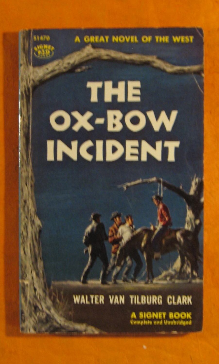 Image for The Ox-Bow Incident