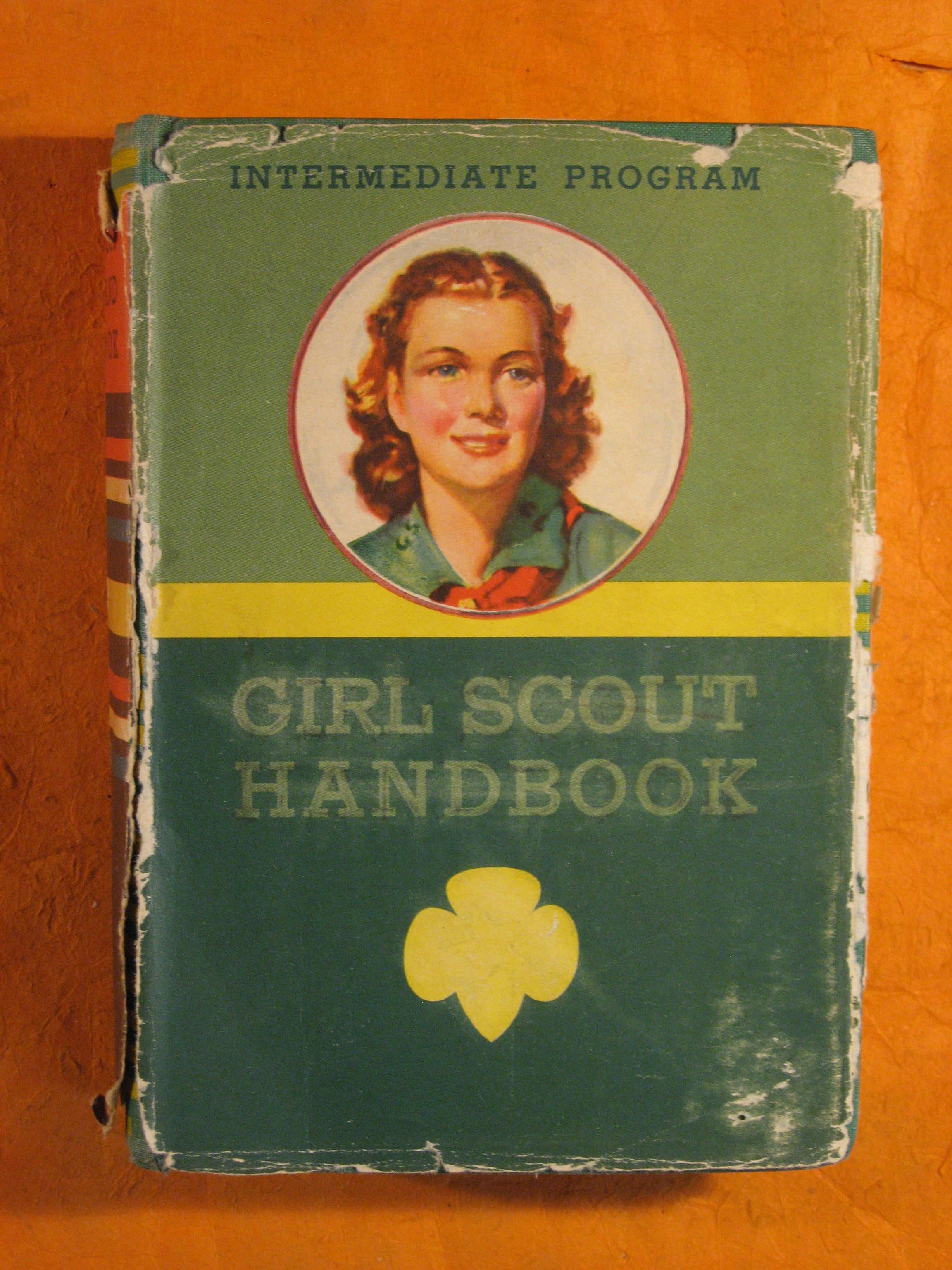 Image for Girl Scout Handbook