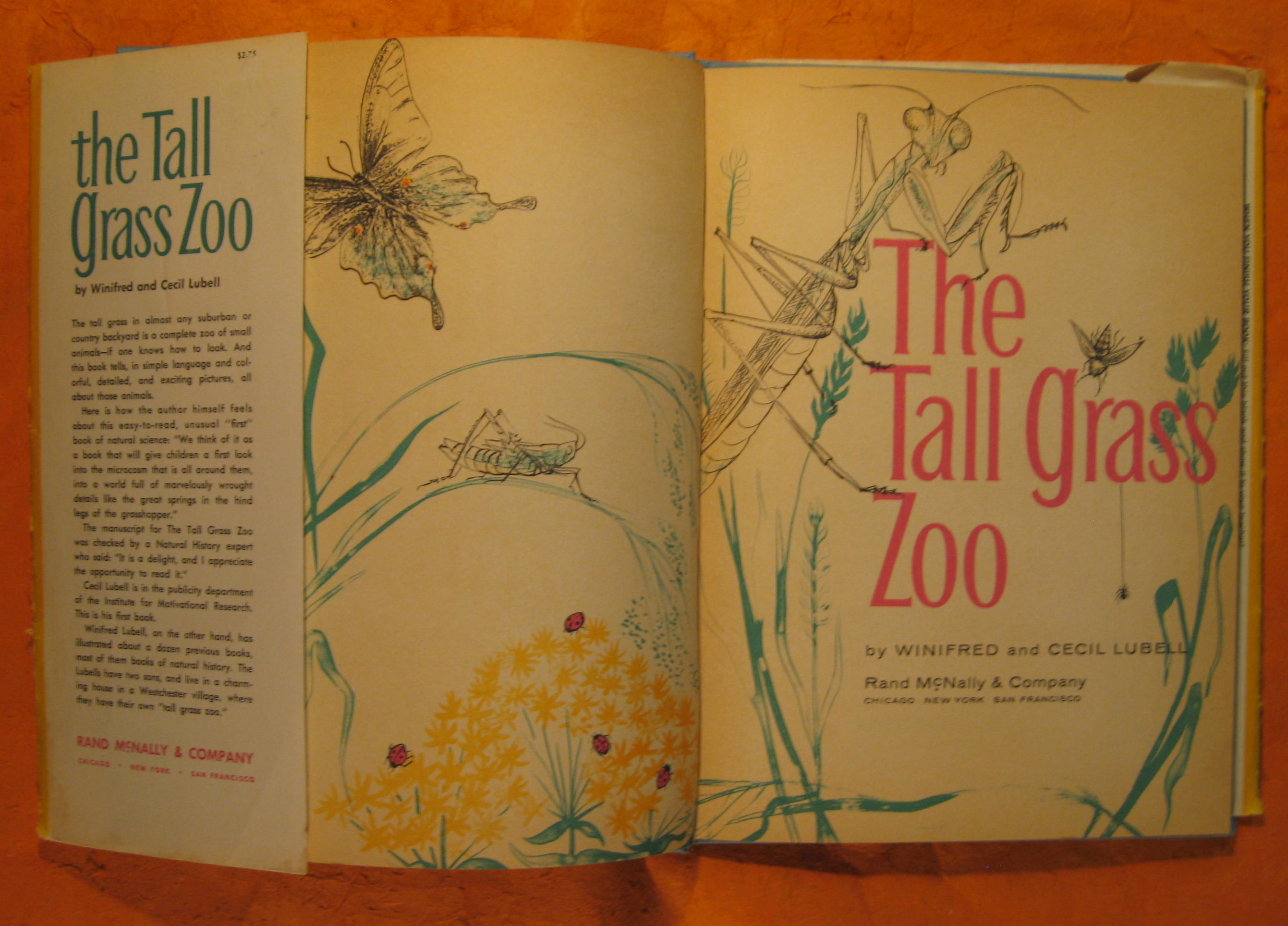 Image for The Tall Grass Zoo