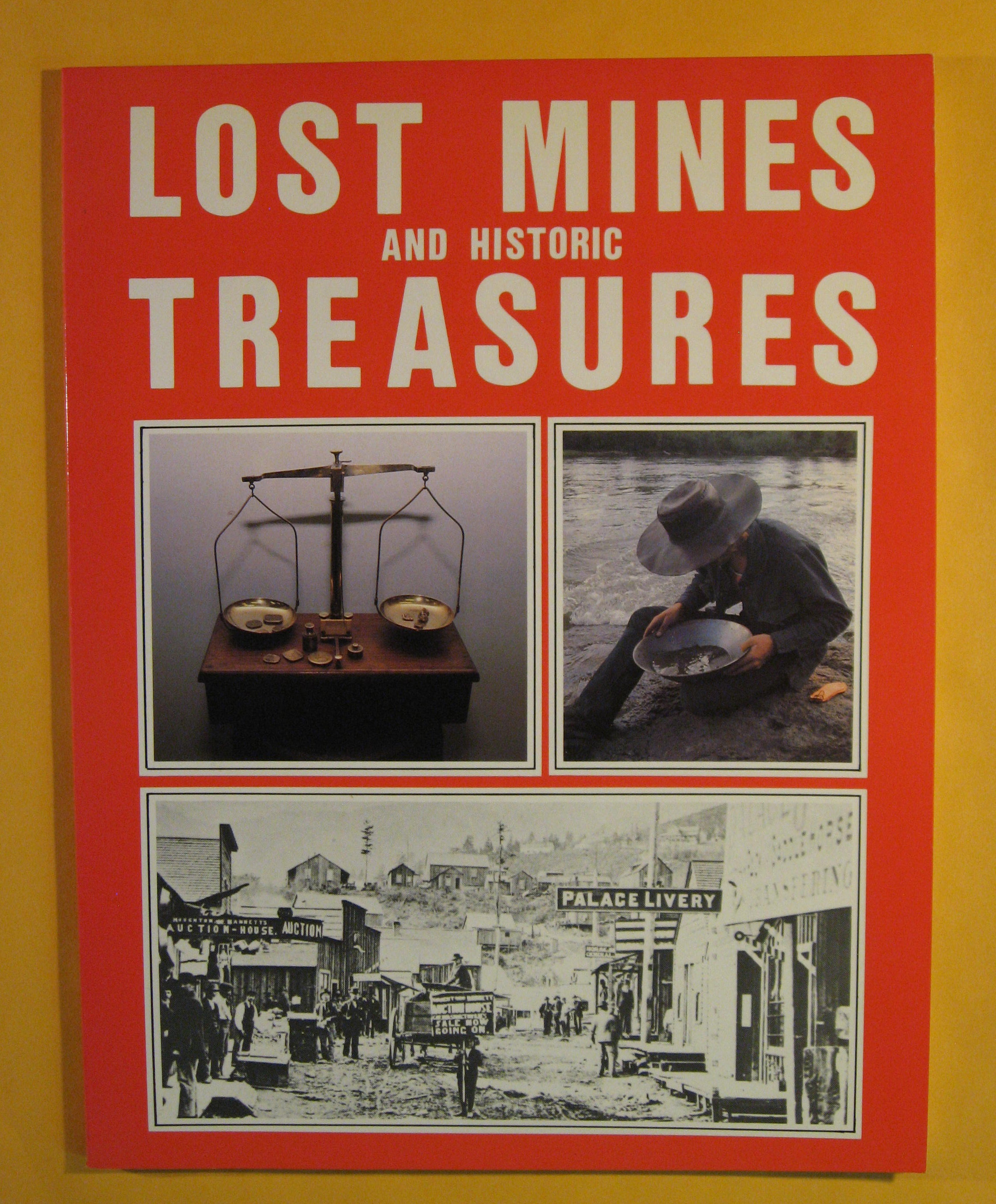 Image for Lost Mines and Historic Treasures