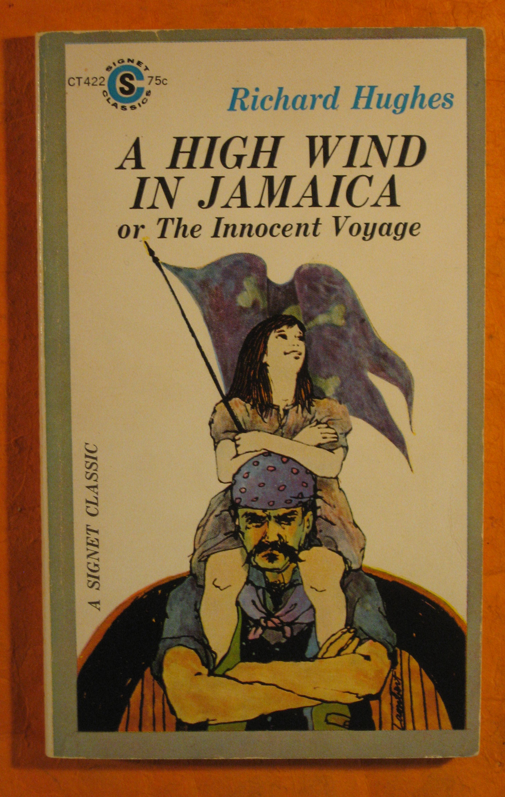 Image for A High Wind in Jamaica or The Innocent Voyage