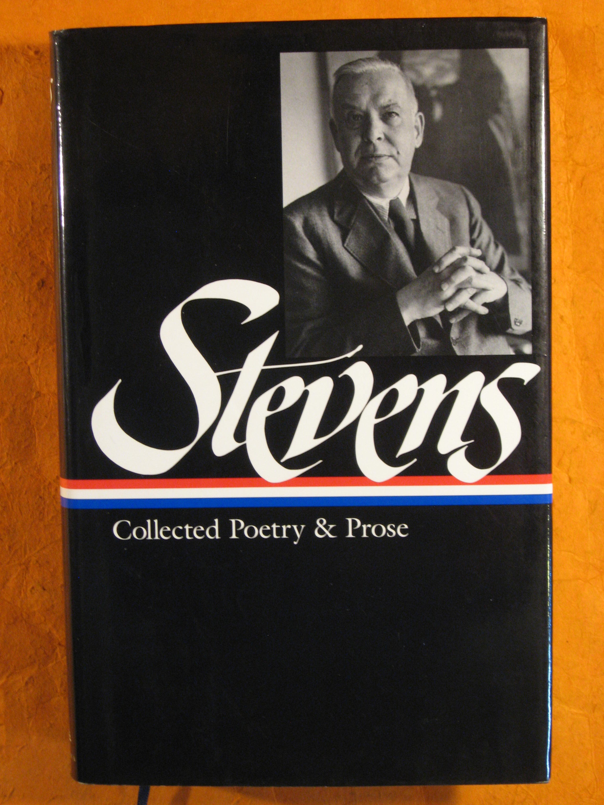 Image for Wallace Stevens : Collected Poetry and Prose (Library of America)