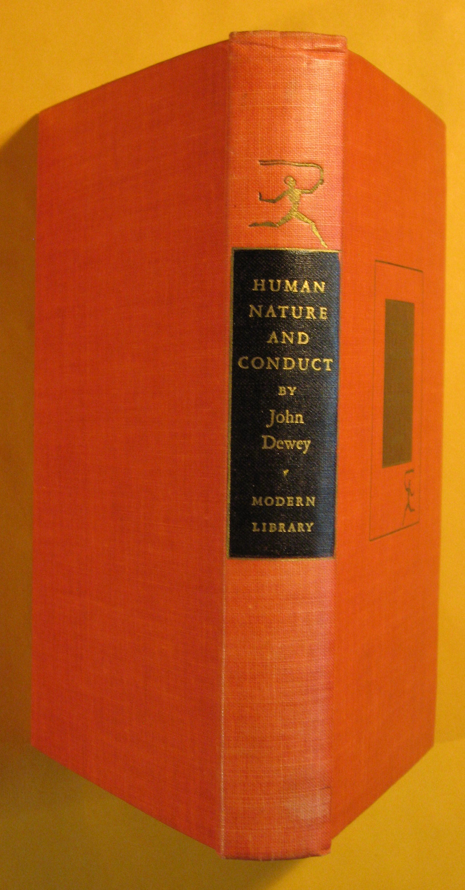 Image for Human Nature and Conduct:  An Introduction to Social Psychology