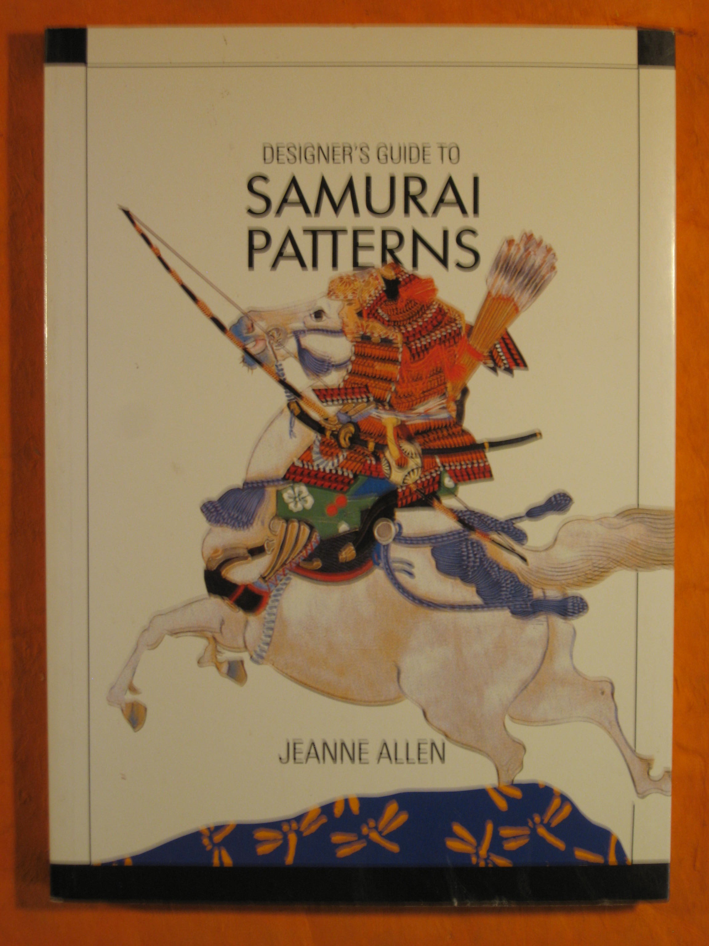 Image for Designer's Guide to Samurai Patterns