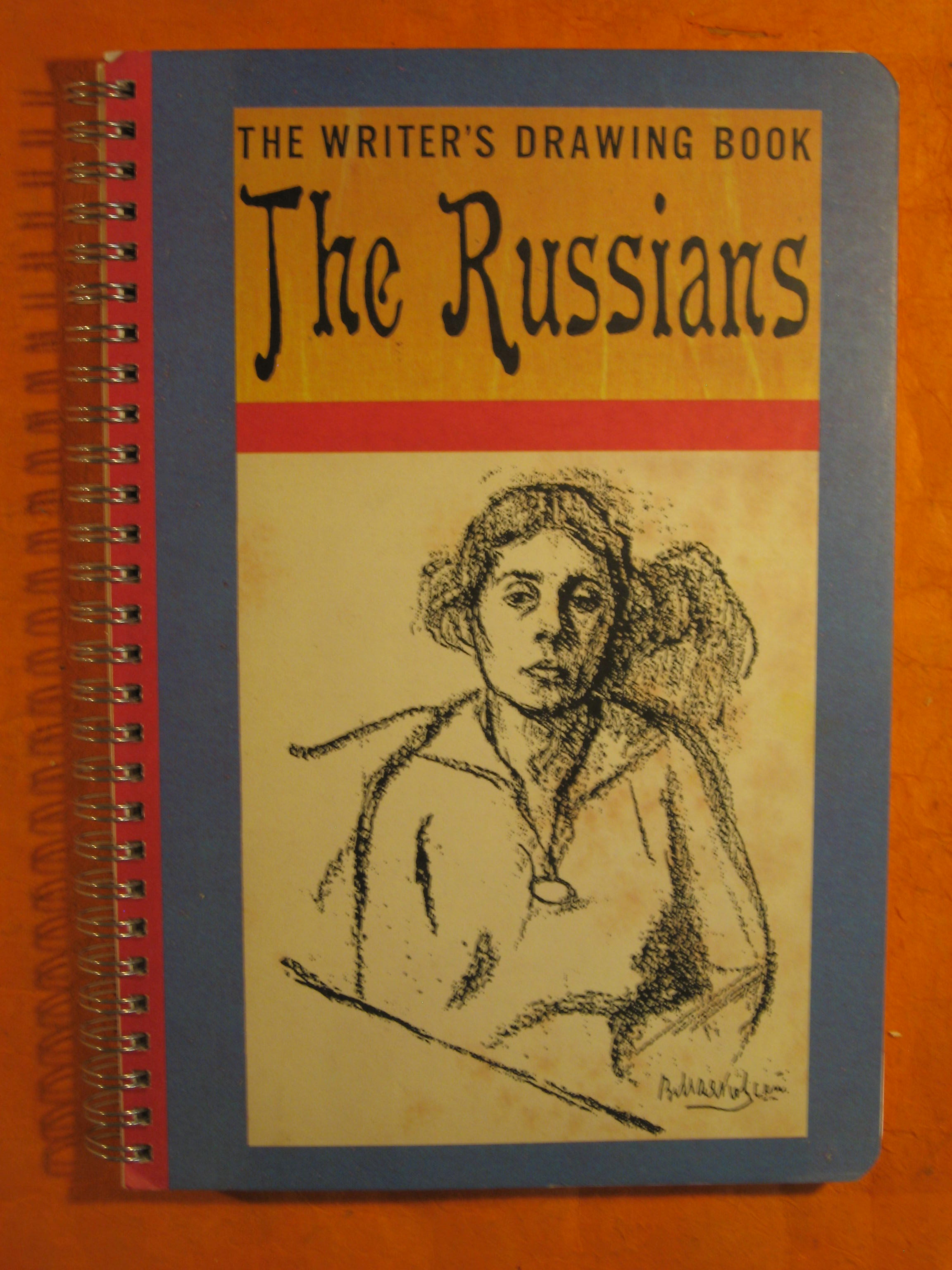 Image for The Writer's Drawing Book: The Russians