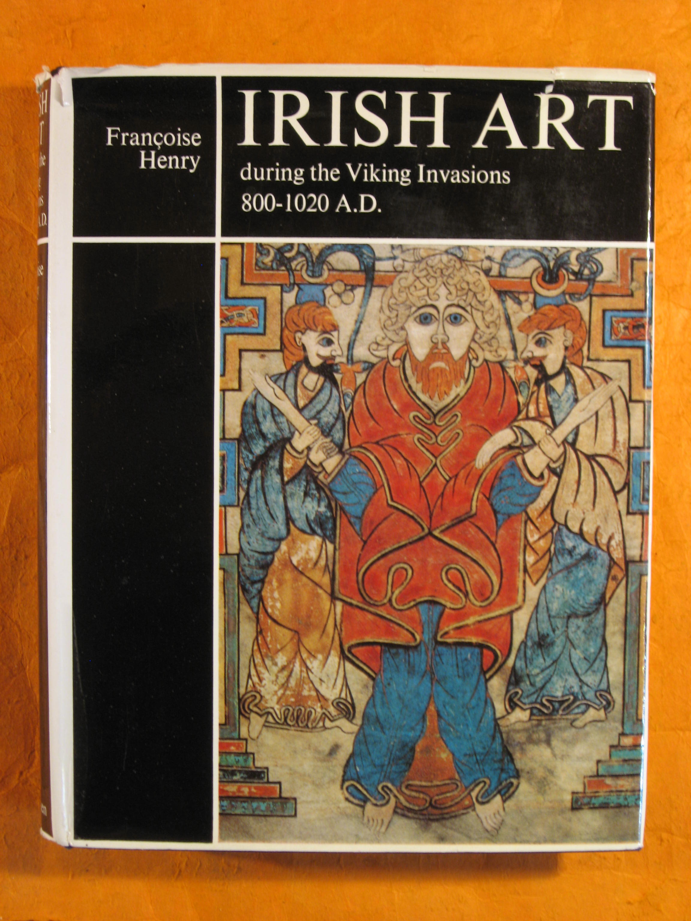Image for Irish Art During the Viking Invasion (800-1020 A.D.)