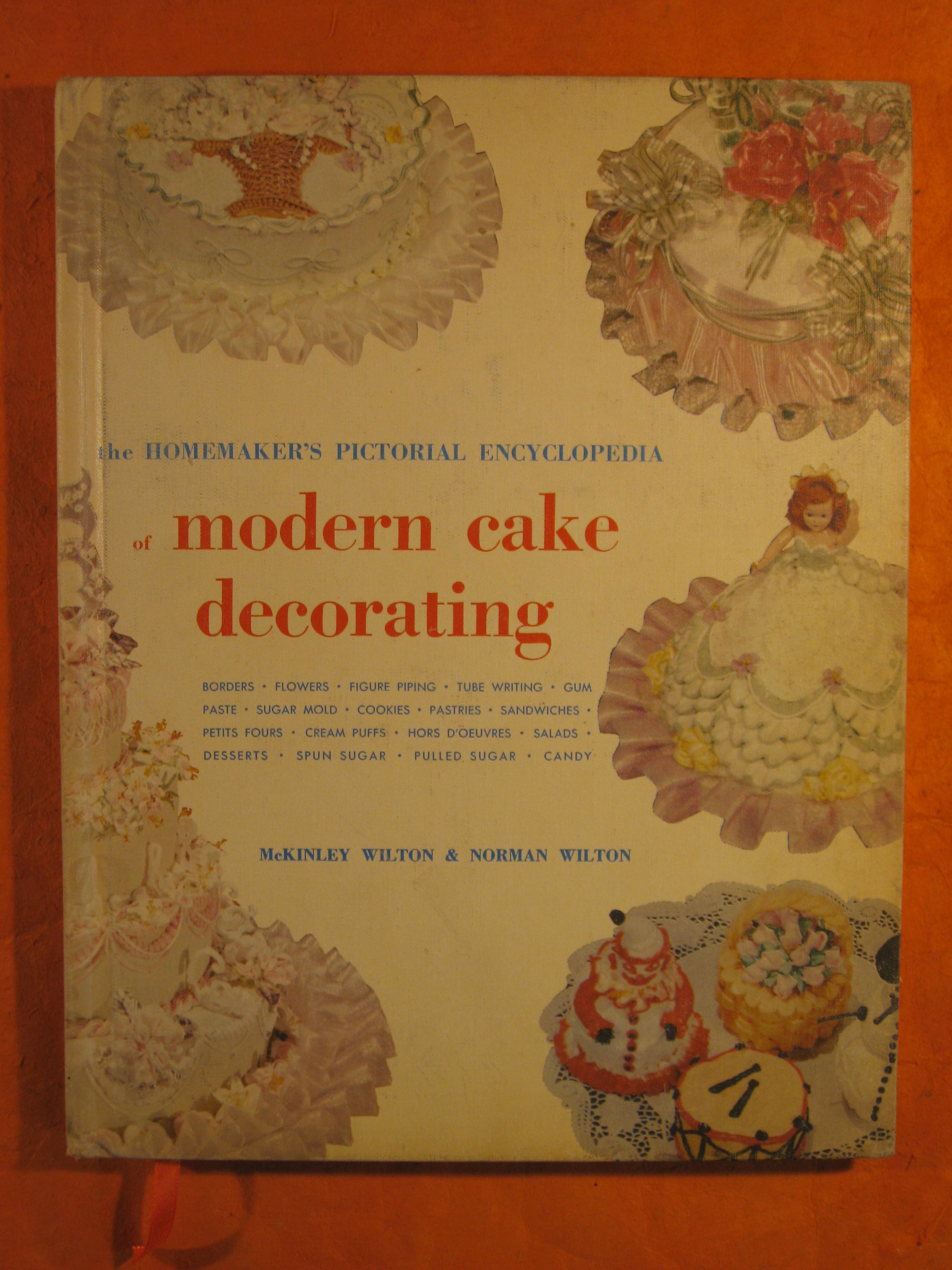 Image for Blank Journal (Modern Cake Decorating)