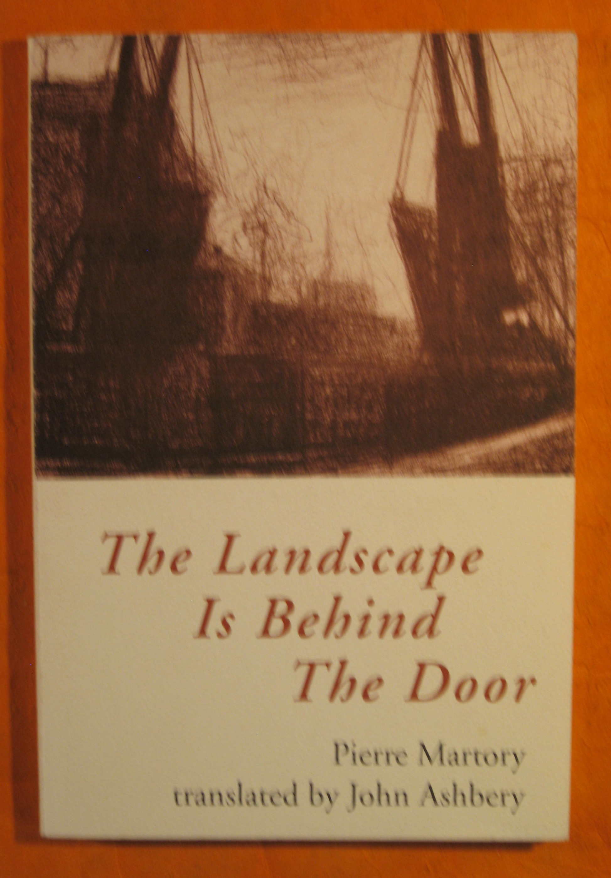 Image for The Landscape is Behind the Door