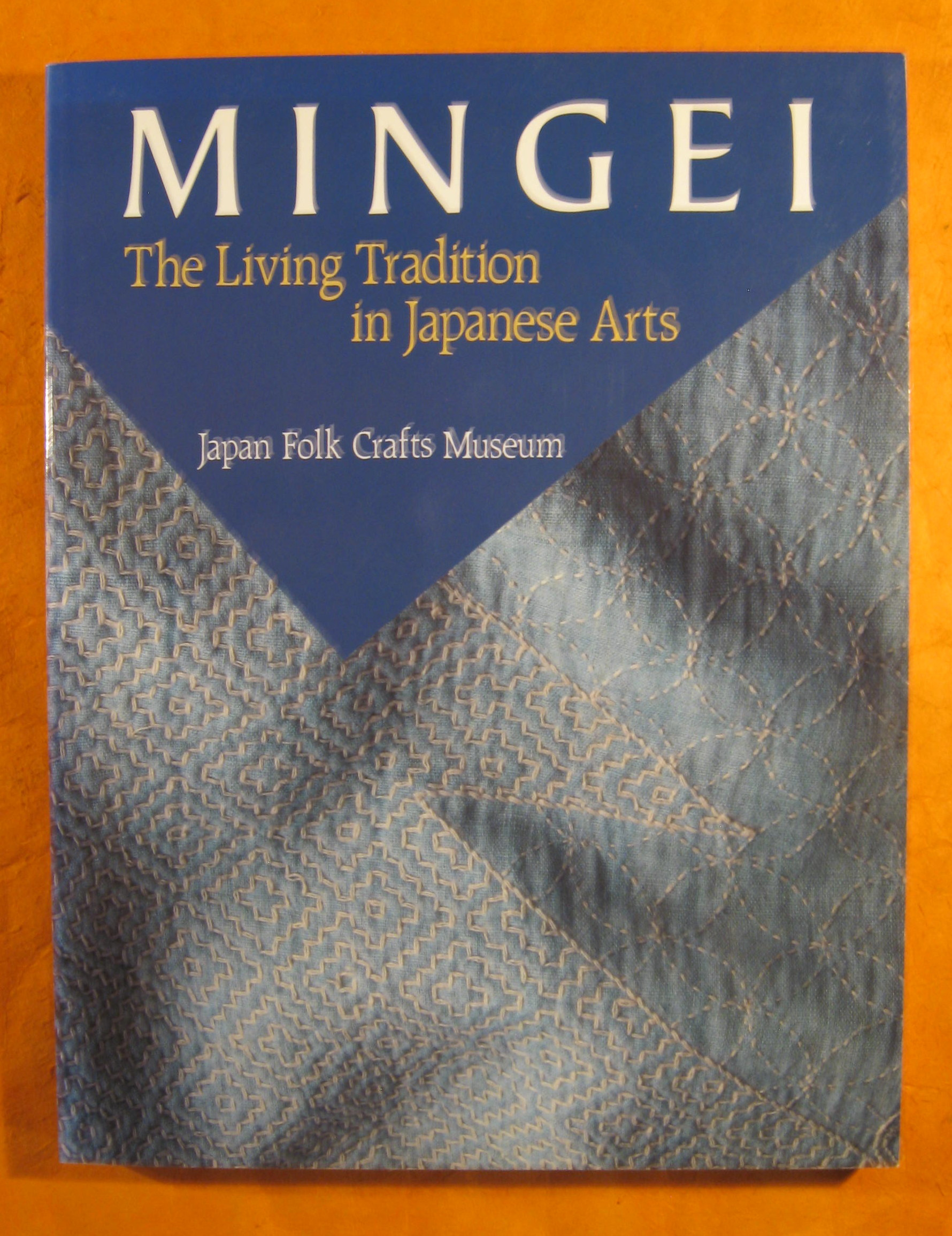 Image for Mingei:  The Living Tradition in Japanese Arts
