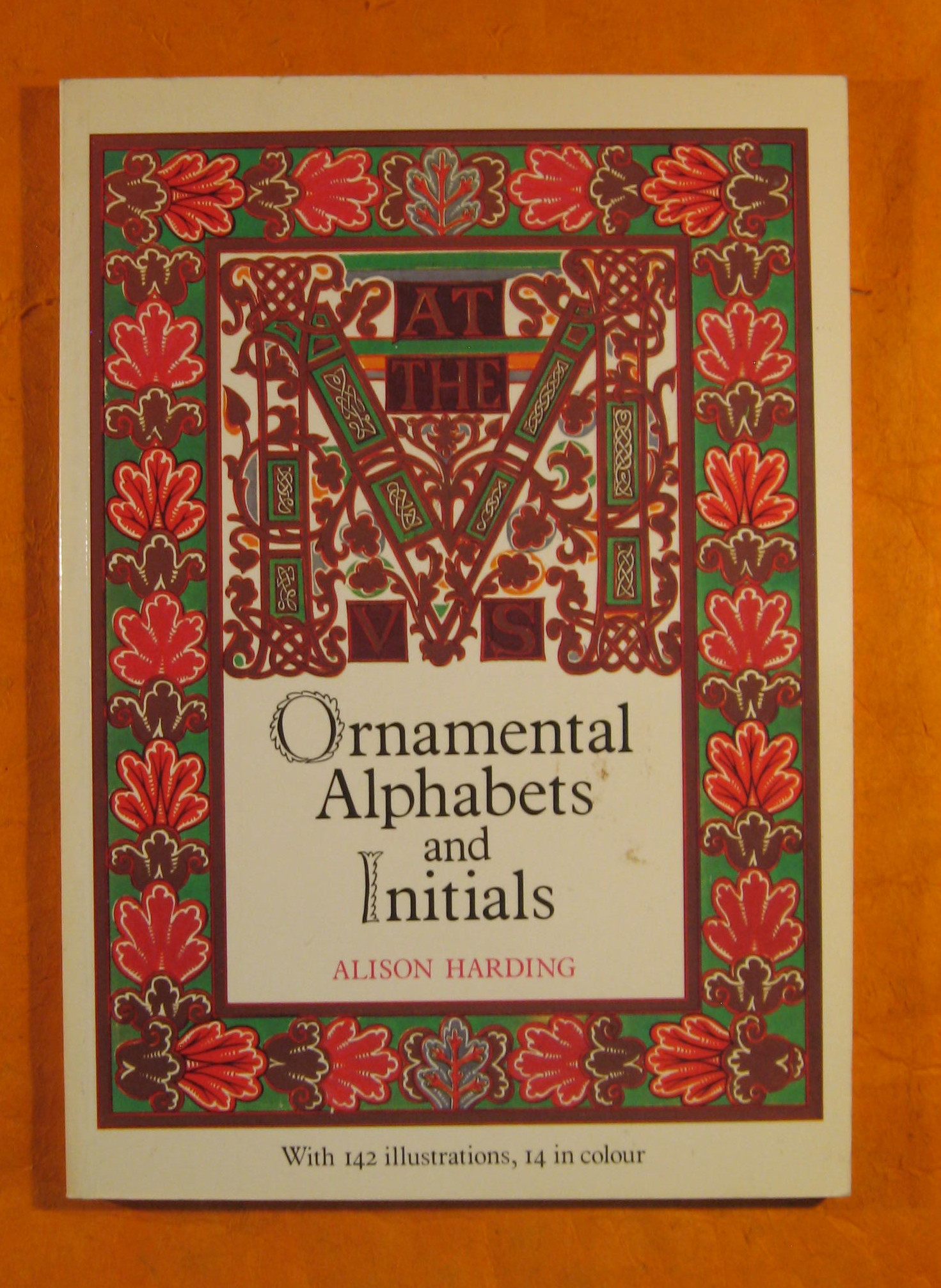 Image for Ornamental Alphabets and Initials