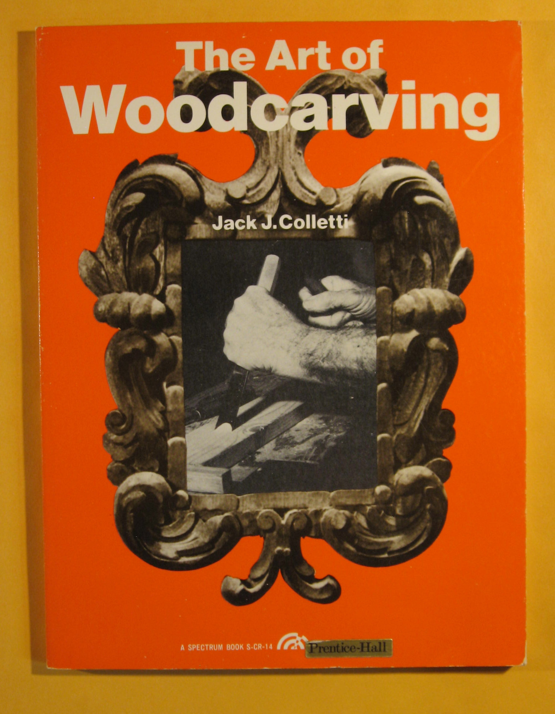 Image for The Art of Woodcarving