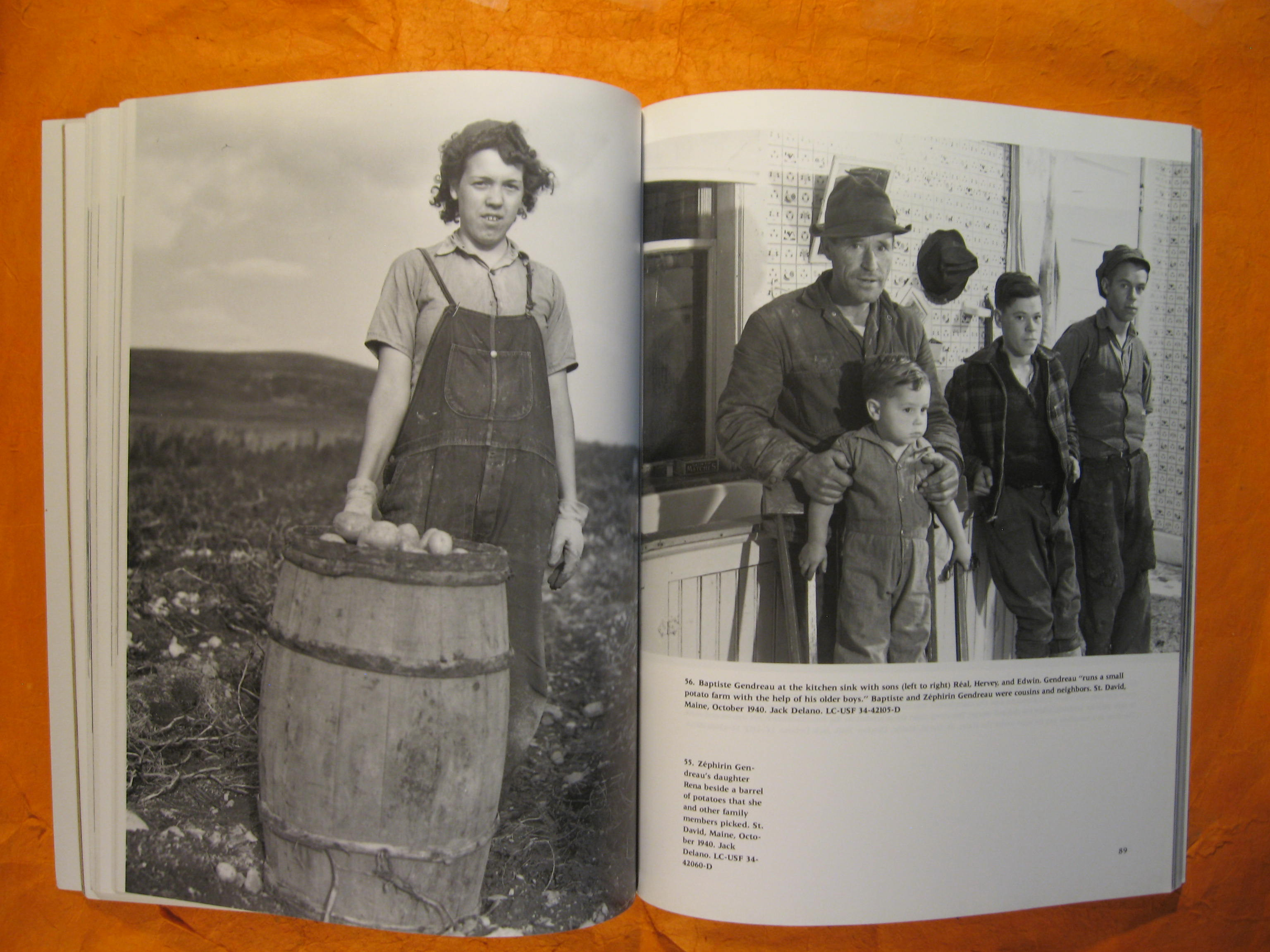Image for Acadian Hard Times: The Farm Security Administration in Maine's St. John Valley, 1940-1943