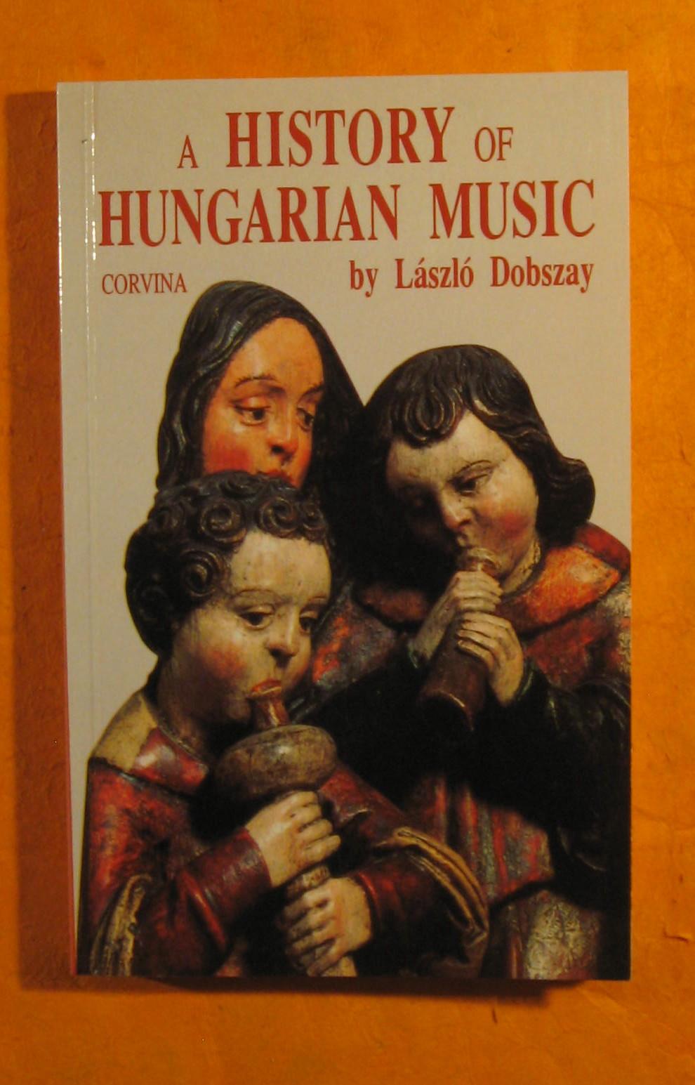 Image for A History of Hungarian Music