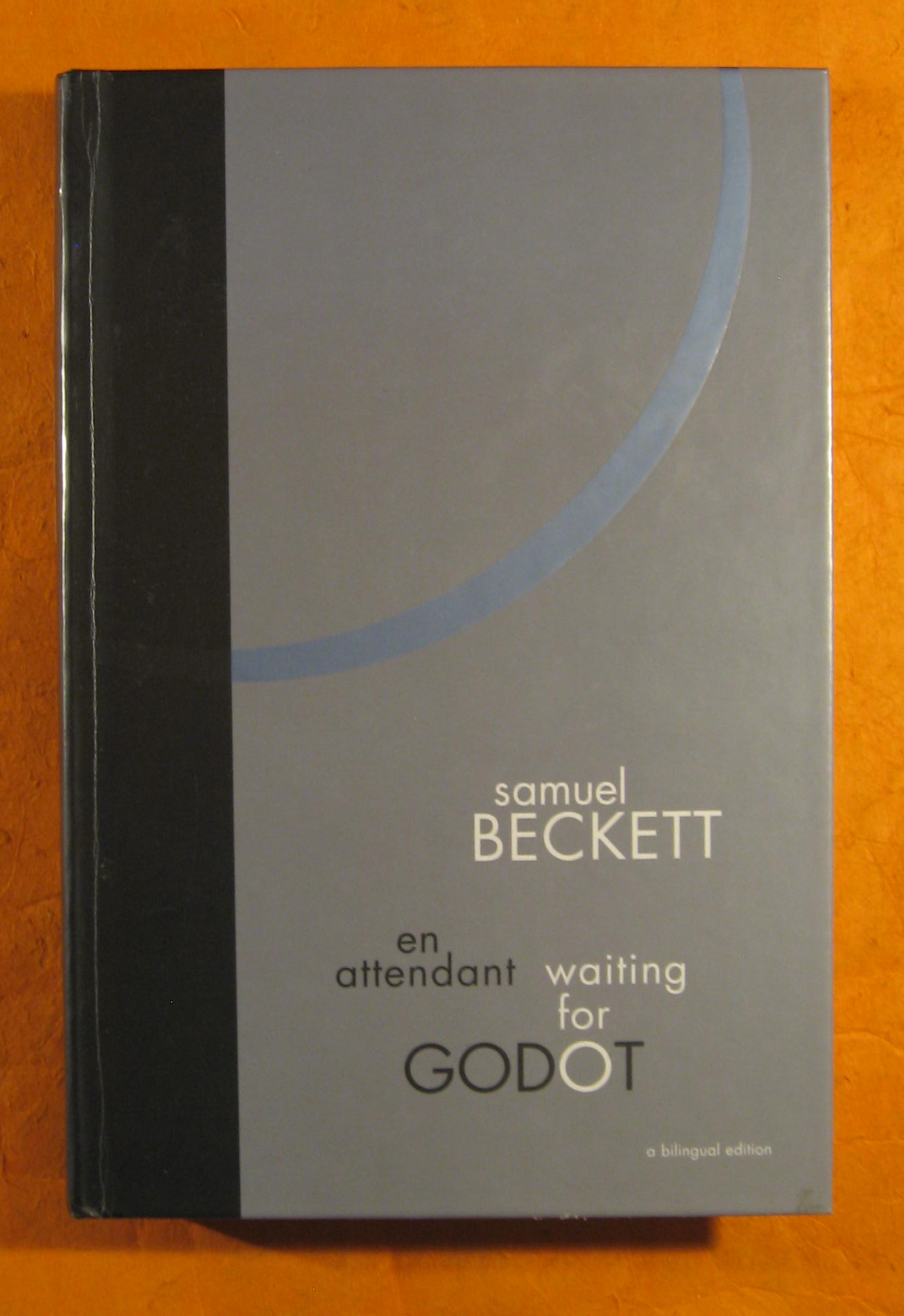 Image for Waiting for Godot / En Attendant: A Bilingual Edition: A Tragicomedy in Two Acts