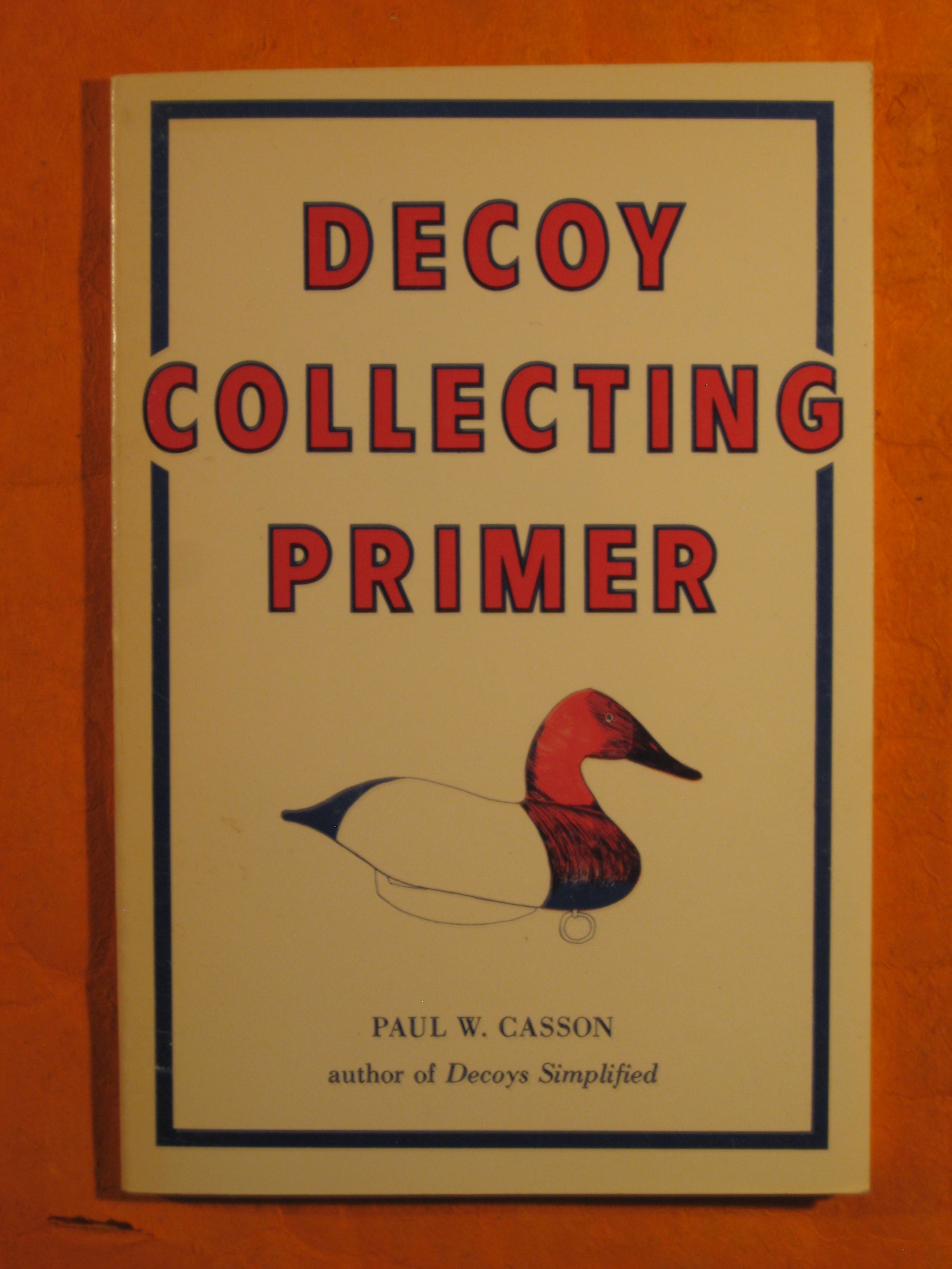 Image for Decoy Collecting Primer