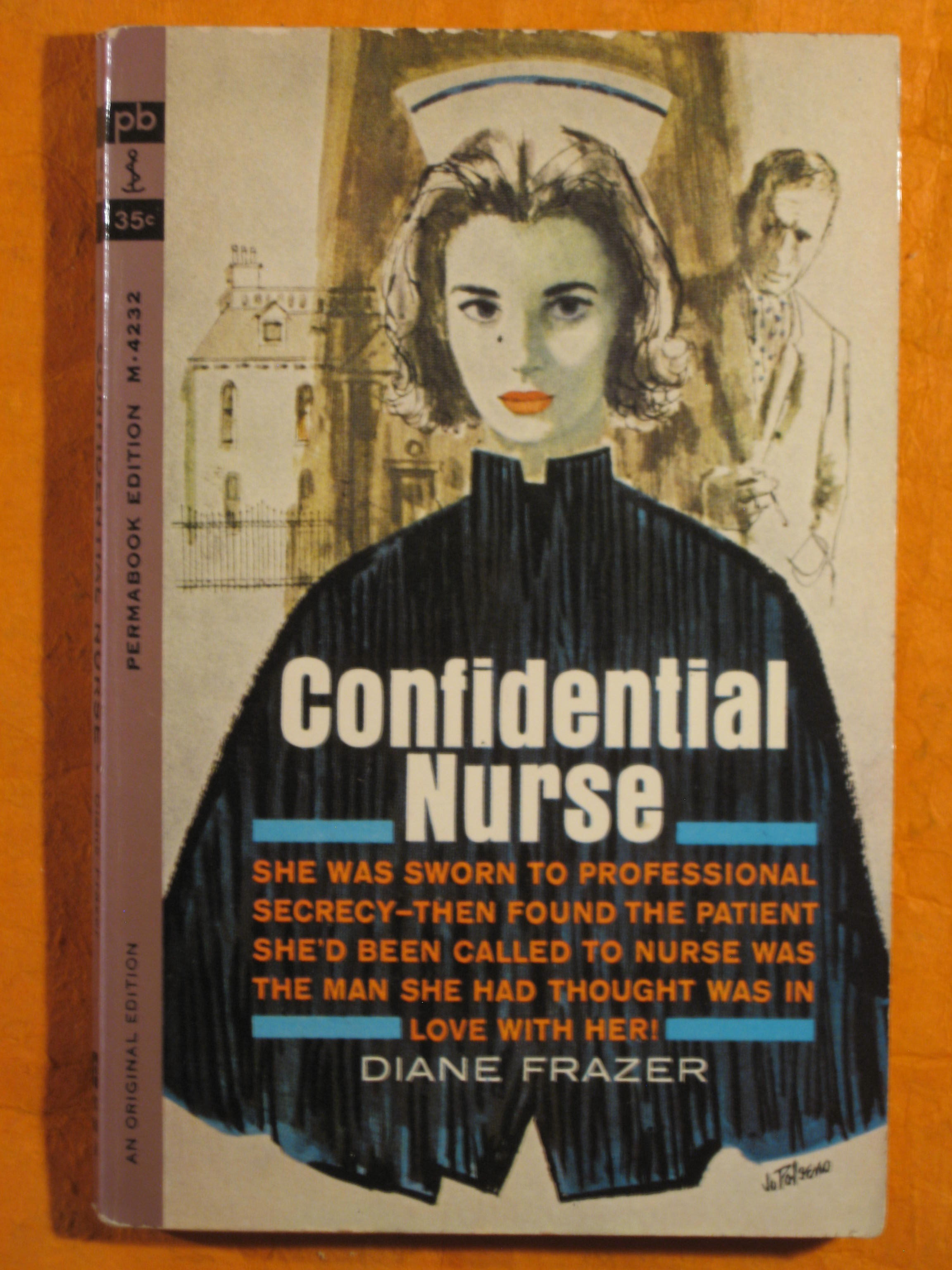 Image for Confidential Nurse