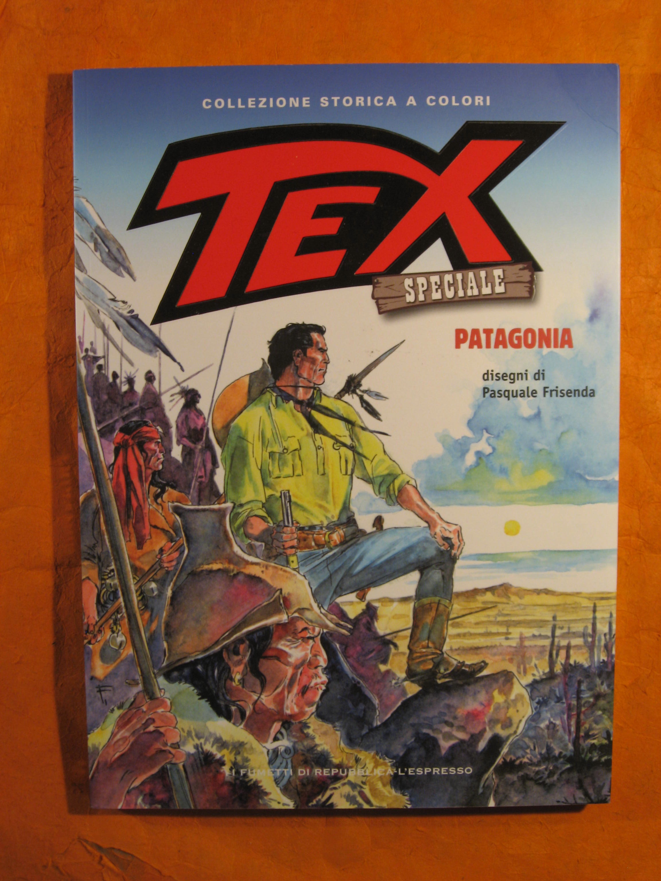 Image for Tex Speciale Patagonia (#23)