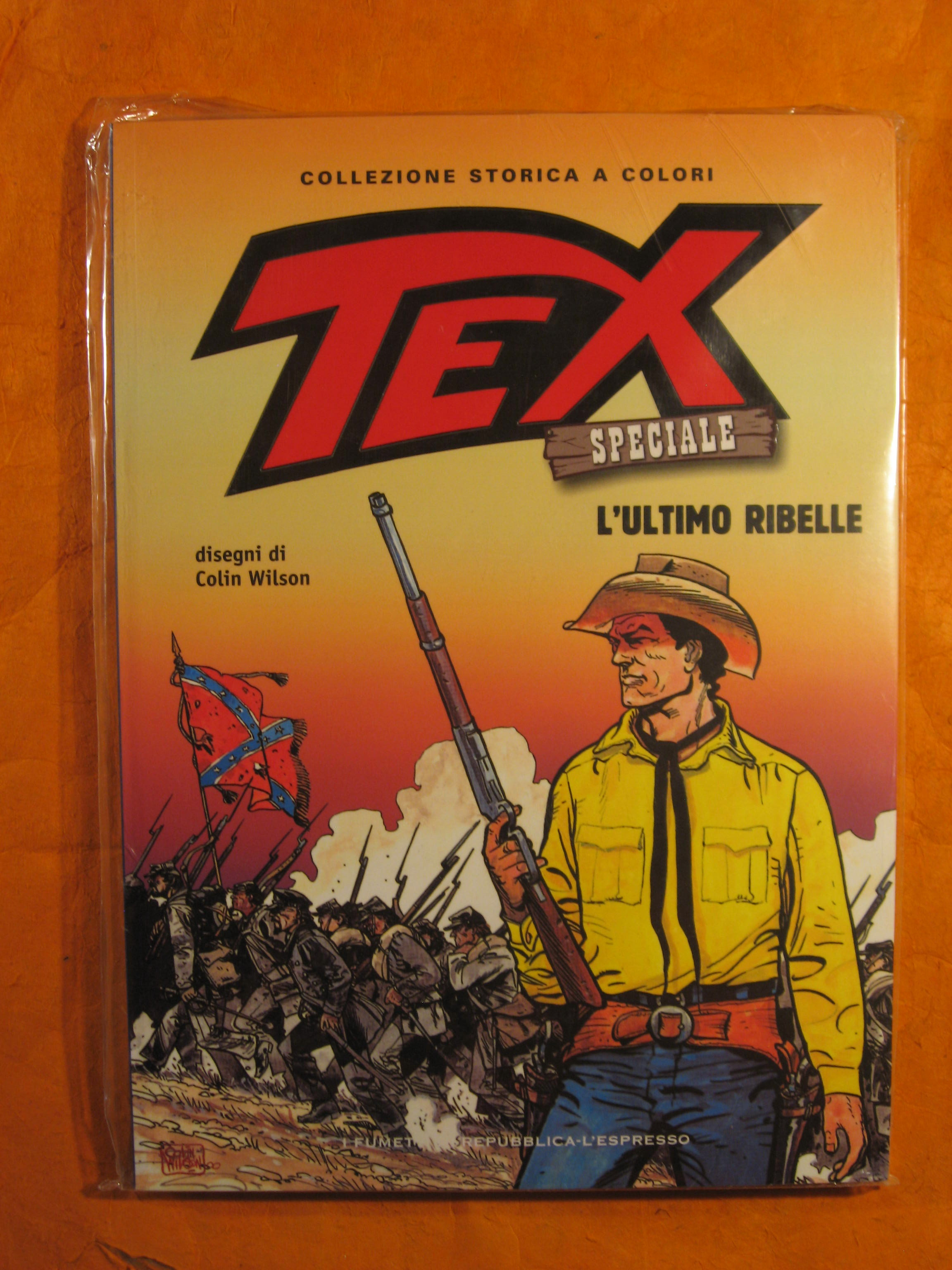 Image for Tex: Speciale L'ultimo Ribelle  (#14)