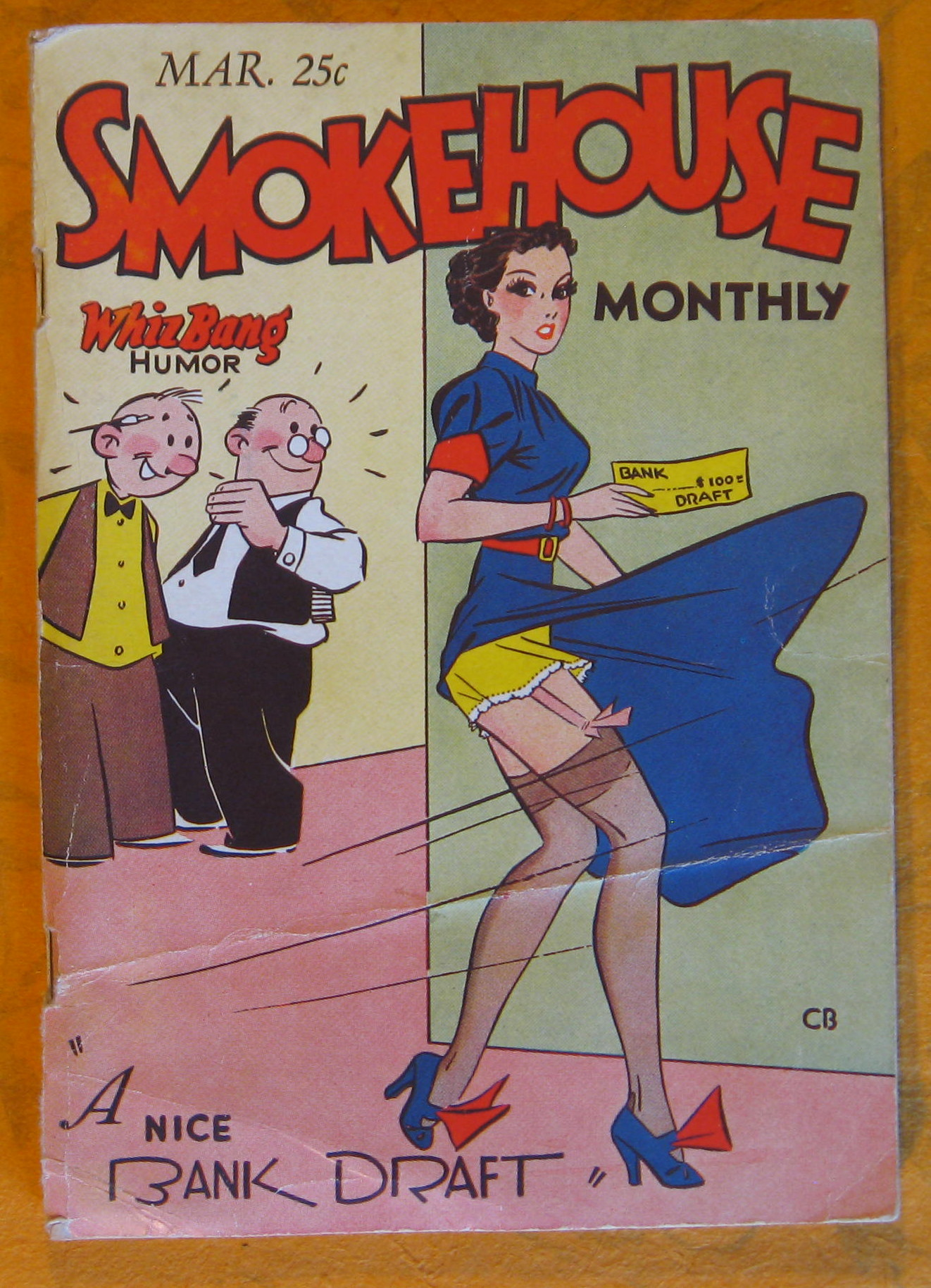 Image for Smokehouse Monthly (March, 1937)