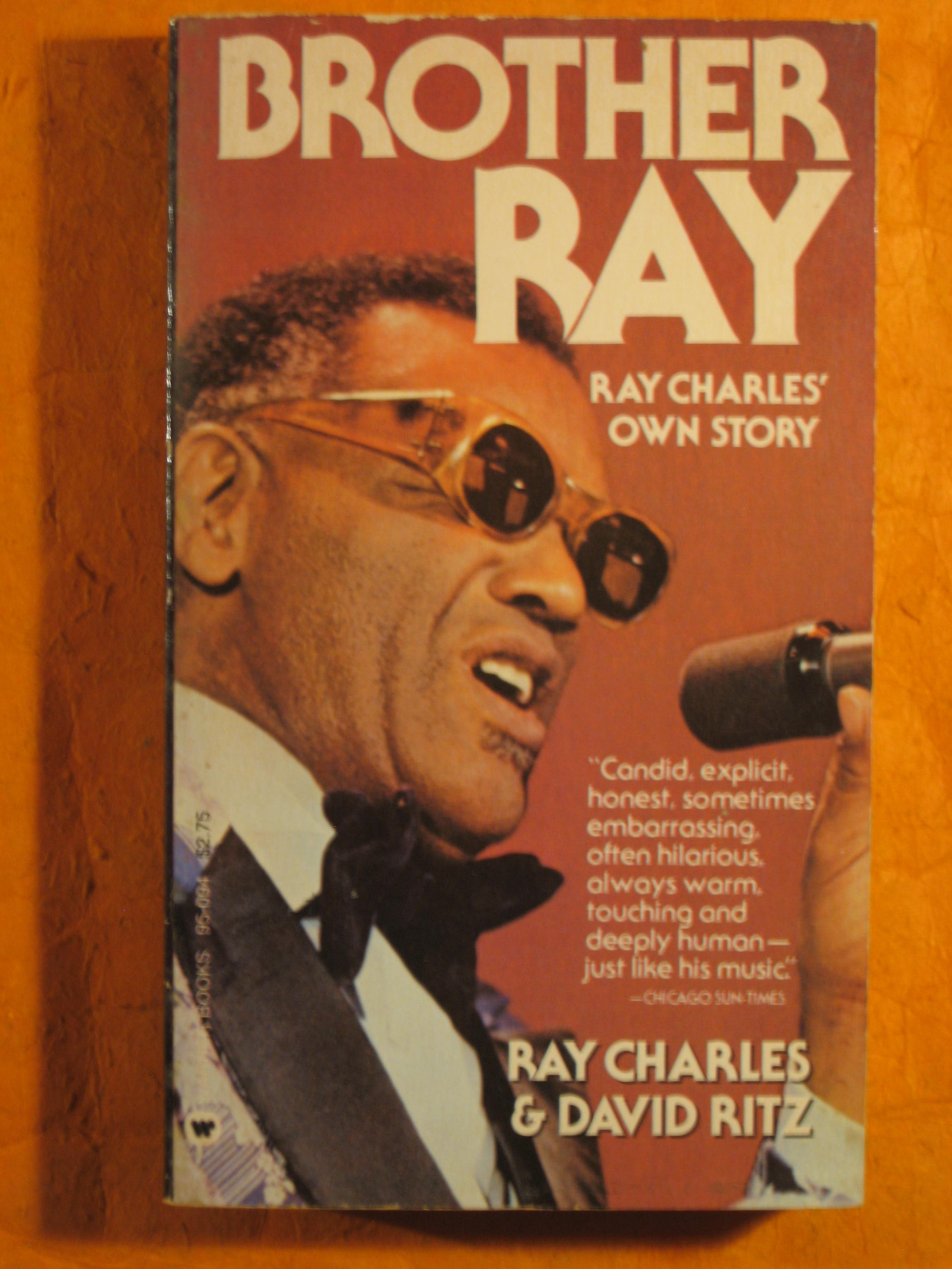 Image for Brother Ray:  Ray Charles' Own STory