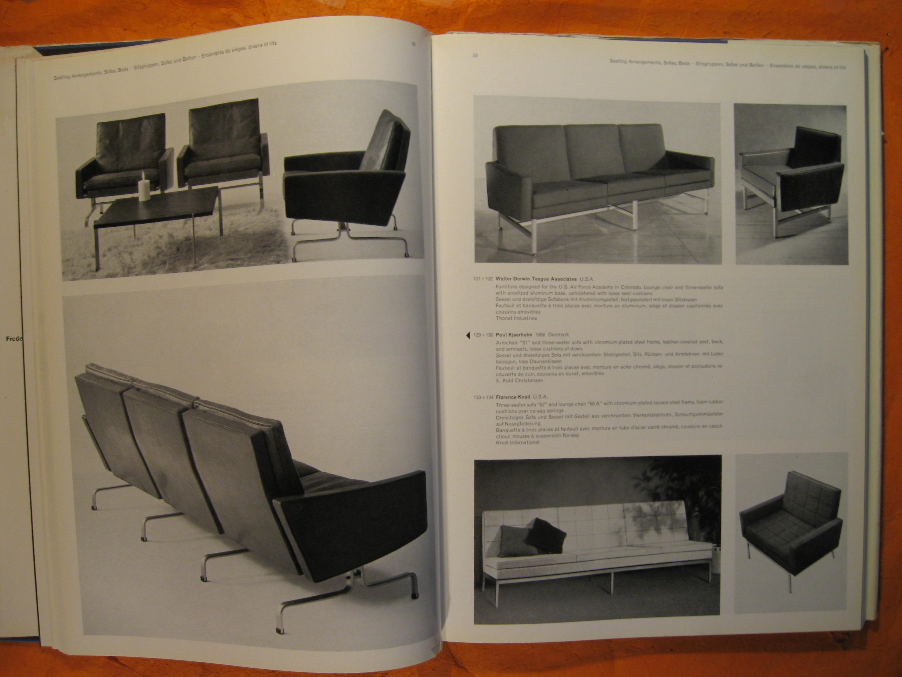 Image for New Furniture 5/ Neue Mobel / Meubles Nouveaux