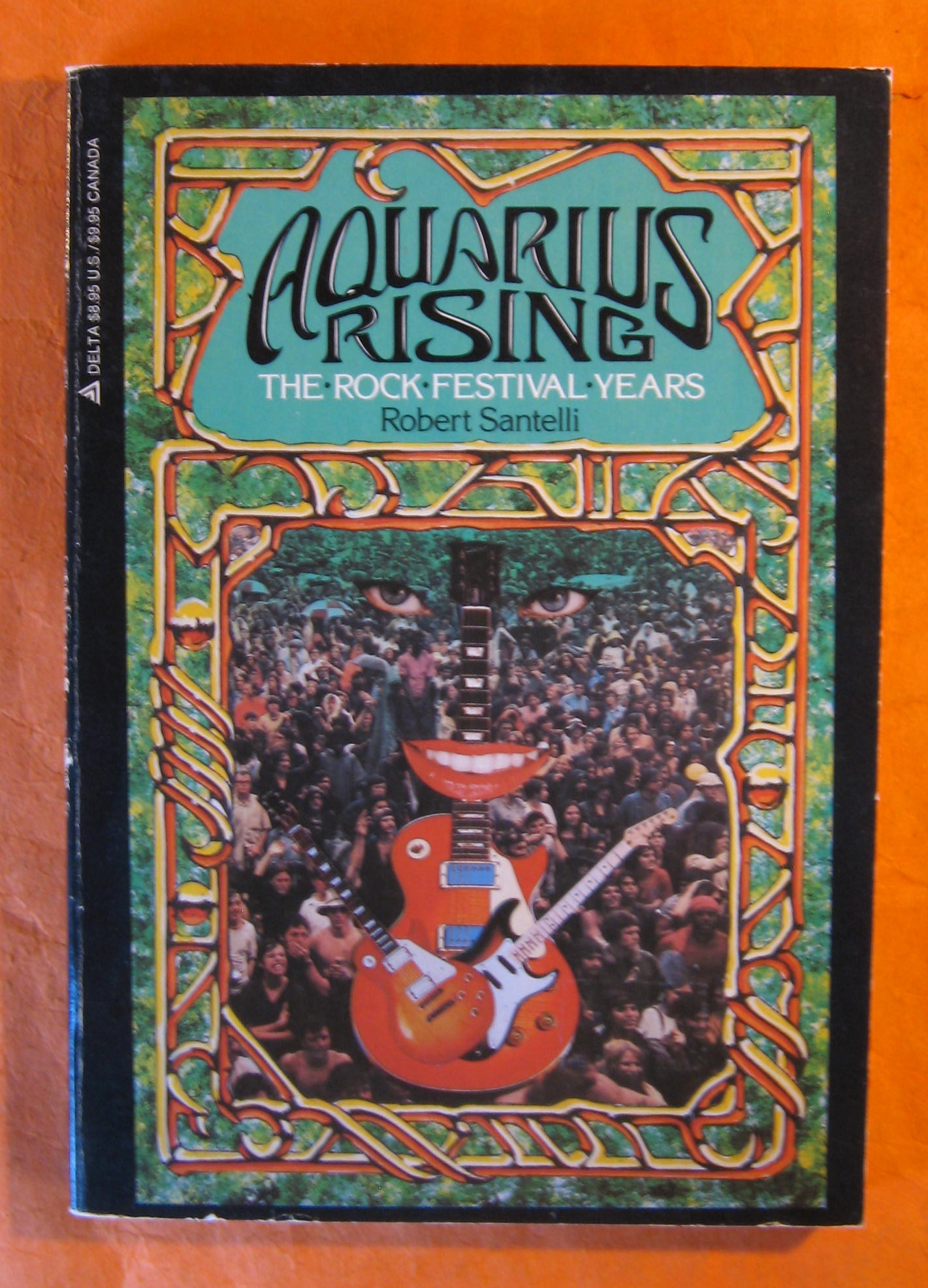 Image for Aquarius rising: The rock festival years