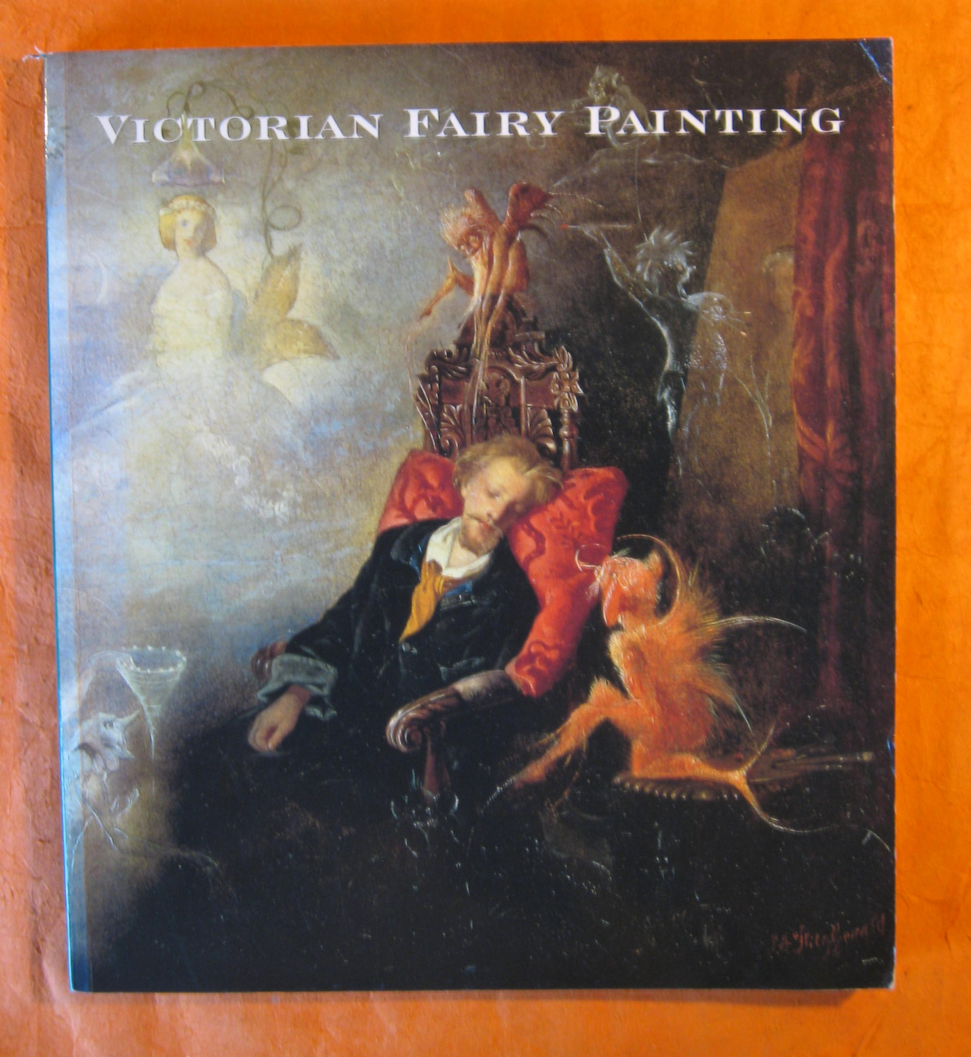 Image for Victorian Fairy Painting