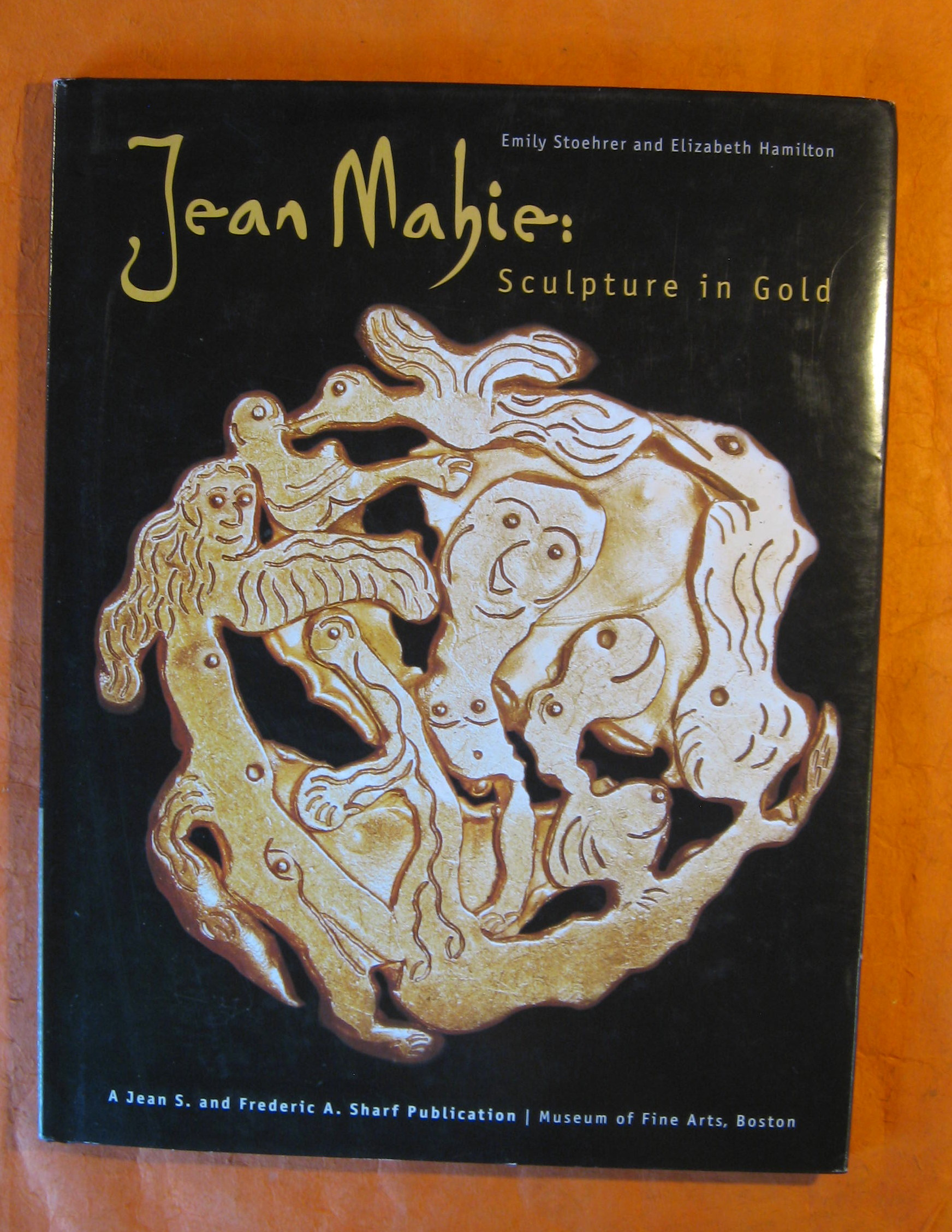 Image for Jean Mahie : Sculpture in Gold
