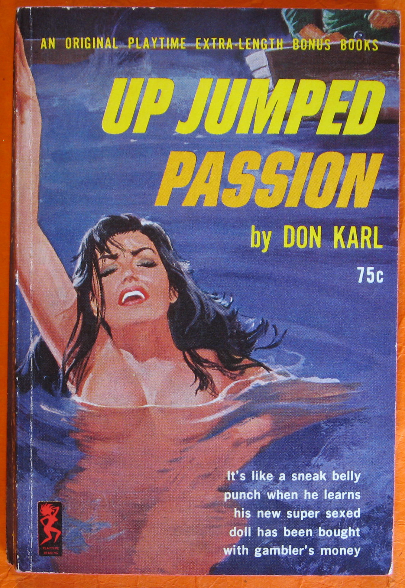 Image for Up Jumped Passion