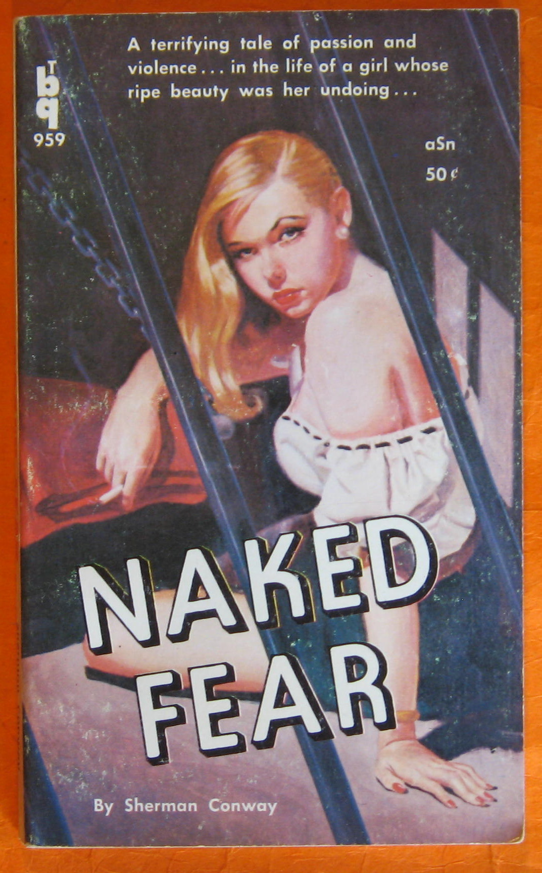 Image for Naked Fear