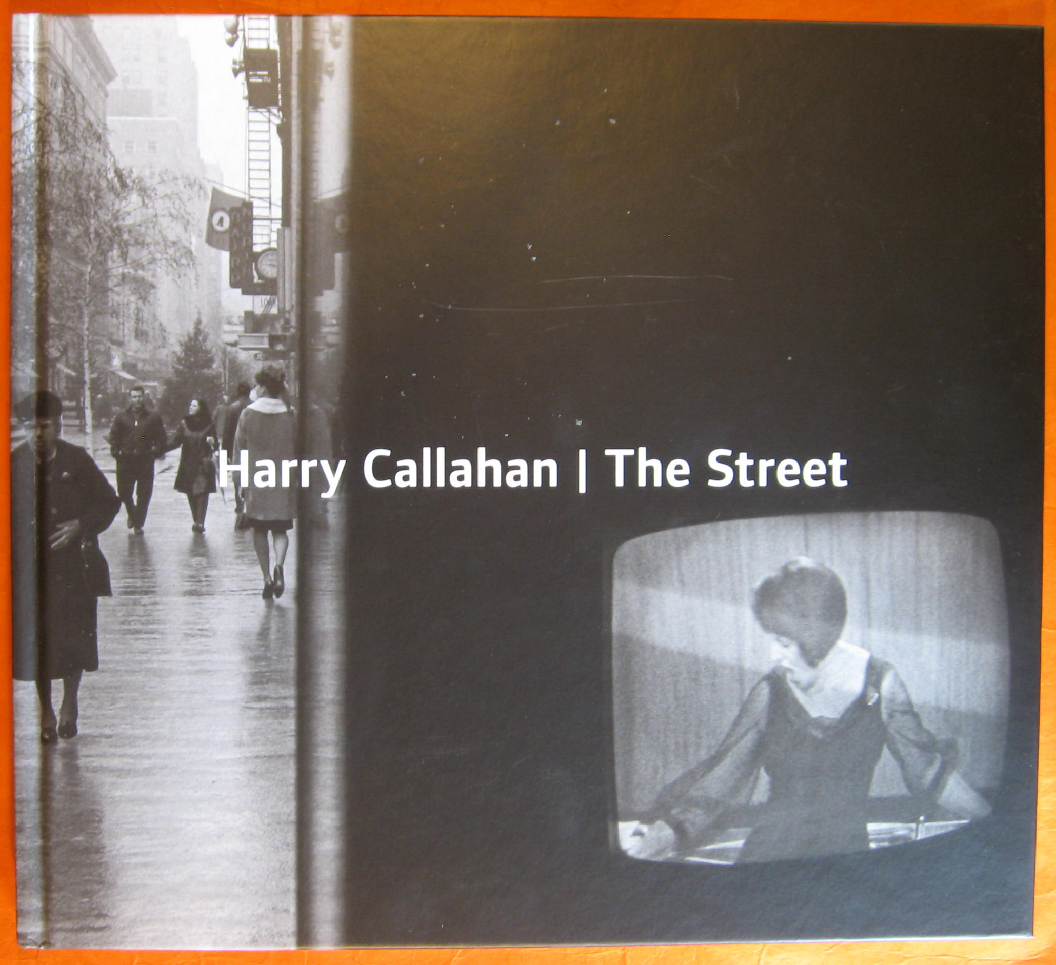 Image for Harry Callahan:  The Street