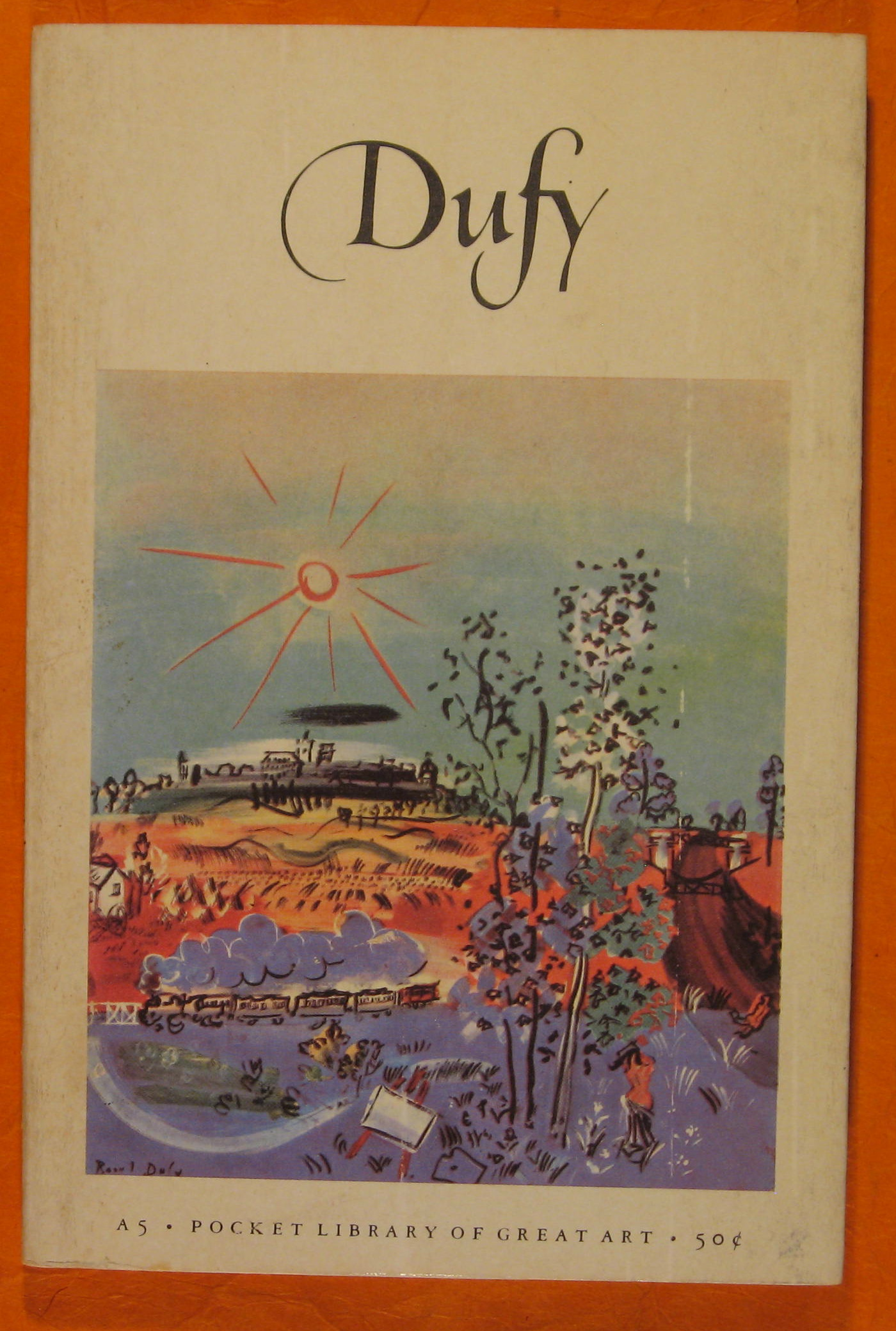 Image for Raoul Dufy  (Pocket Library of Great art)