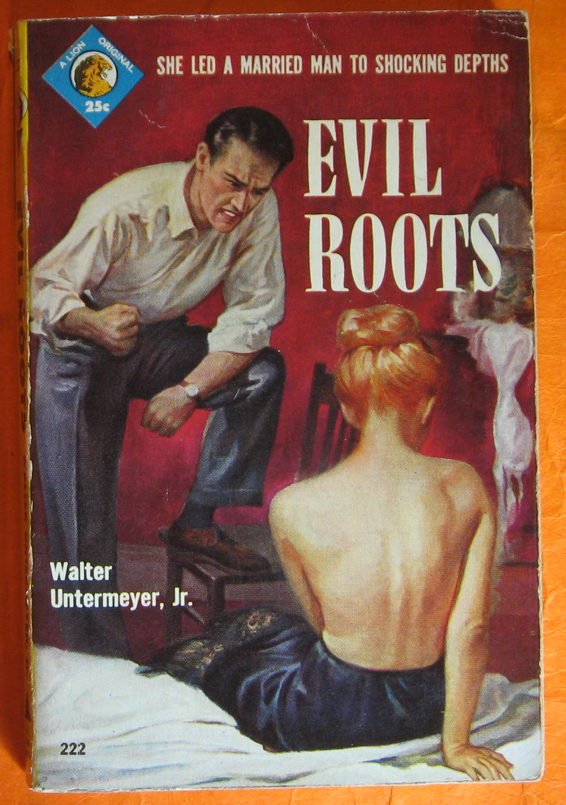Image for Evil Roots