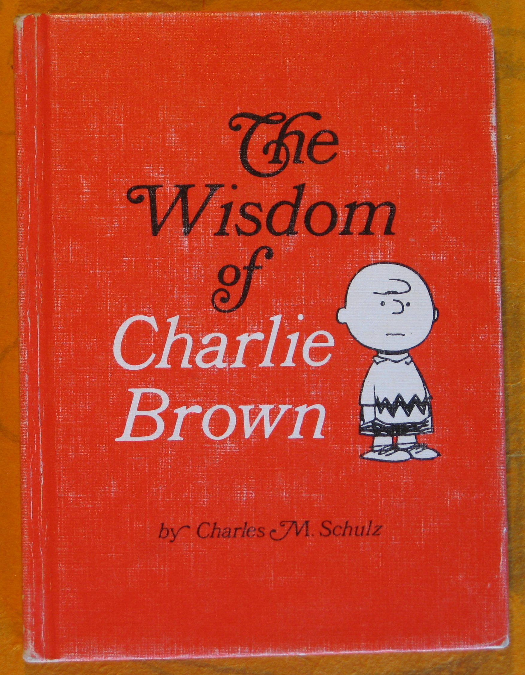 Image for The Wisdom of Charlie Brown