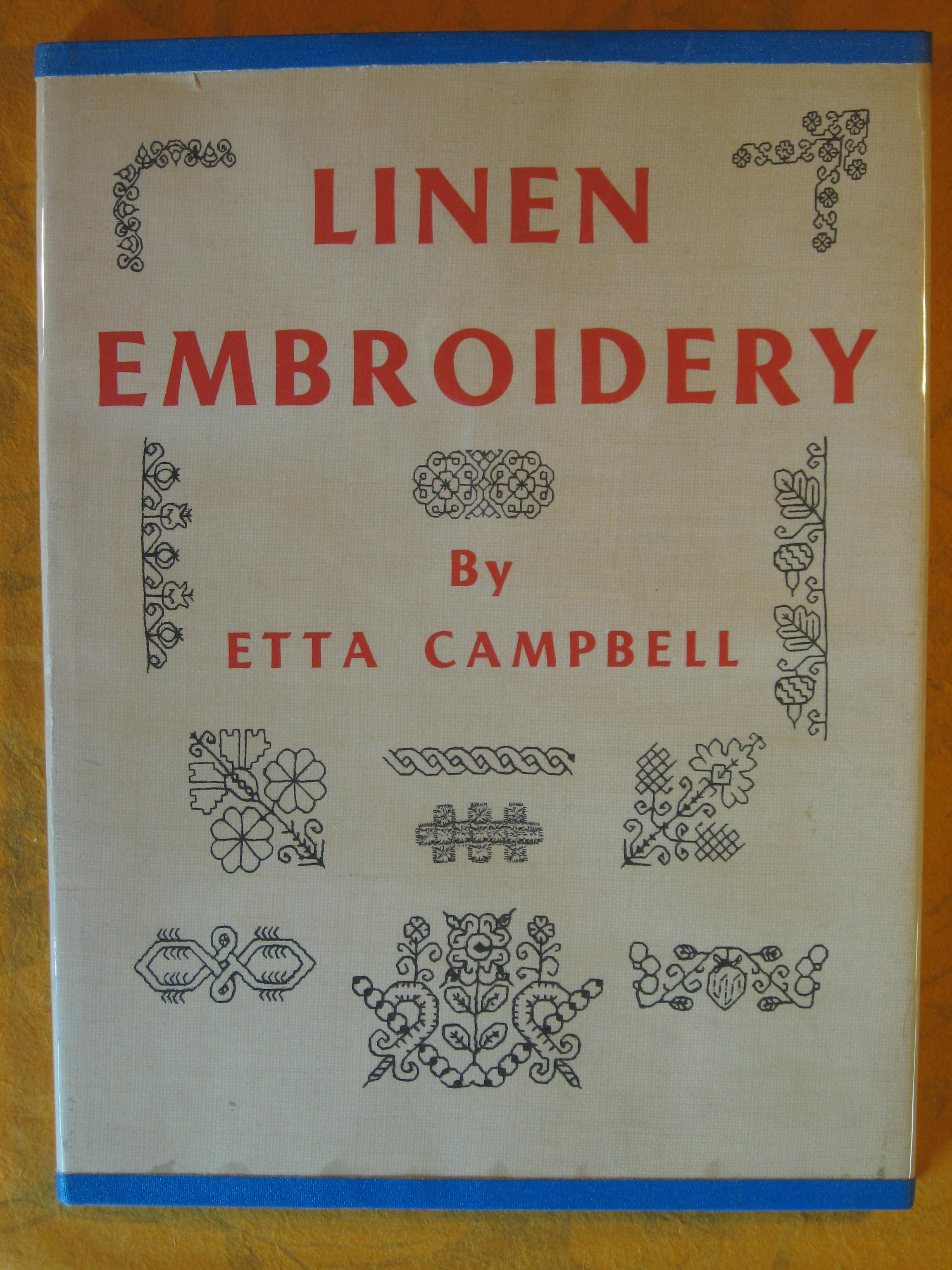 Image for Linen Embroidery