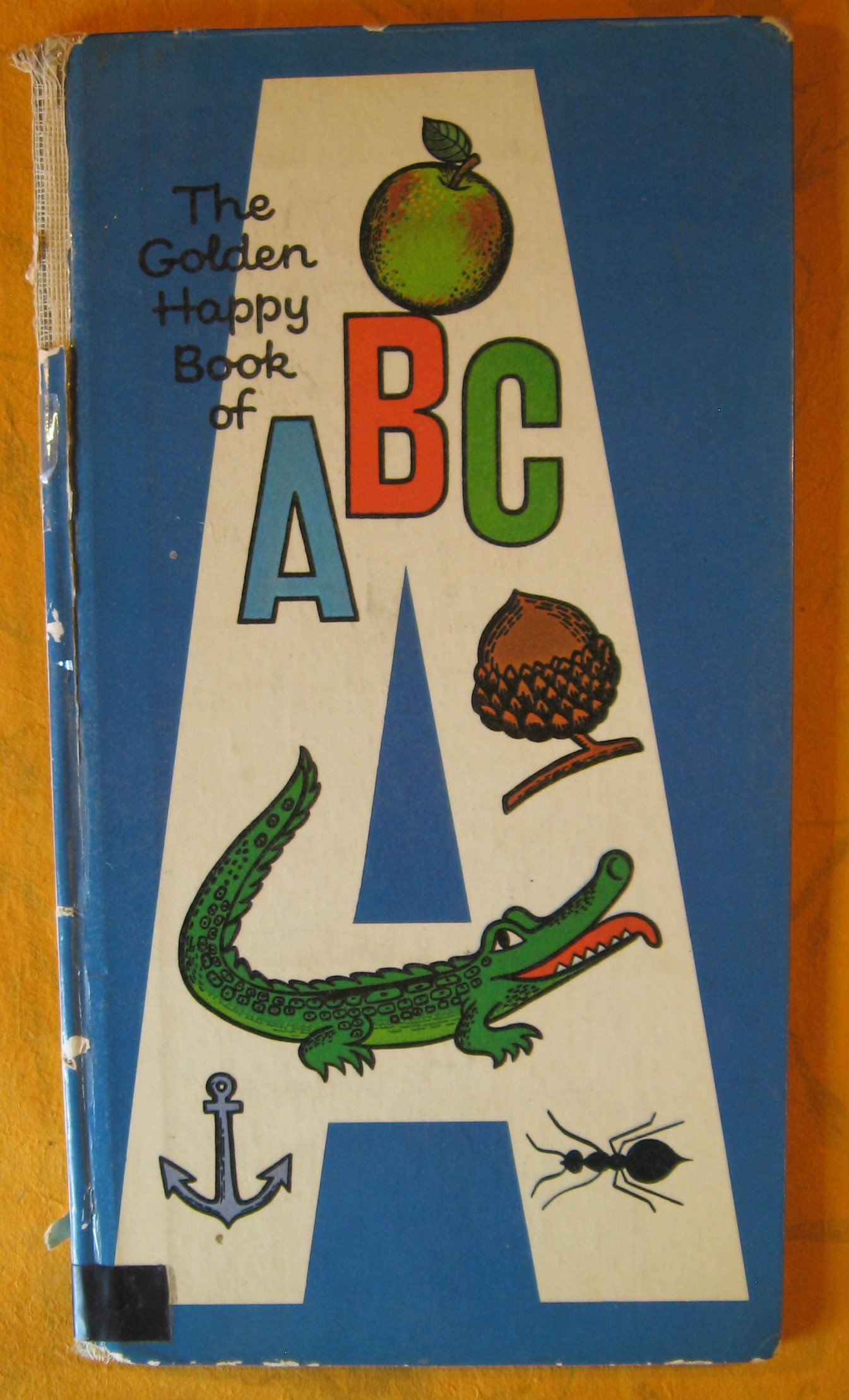 Image for Golden Happy Book of ABC