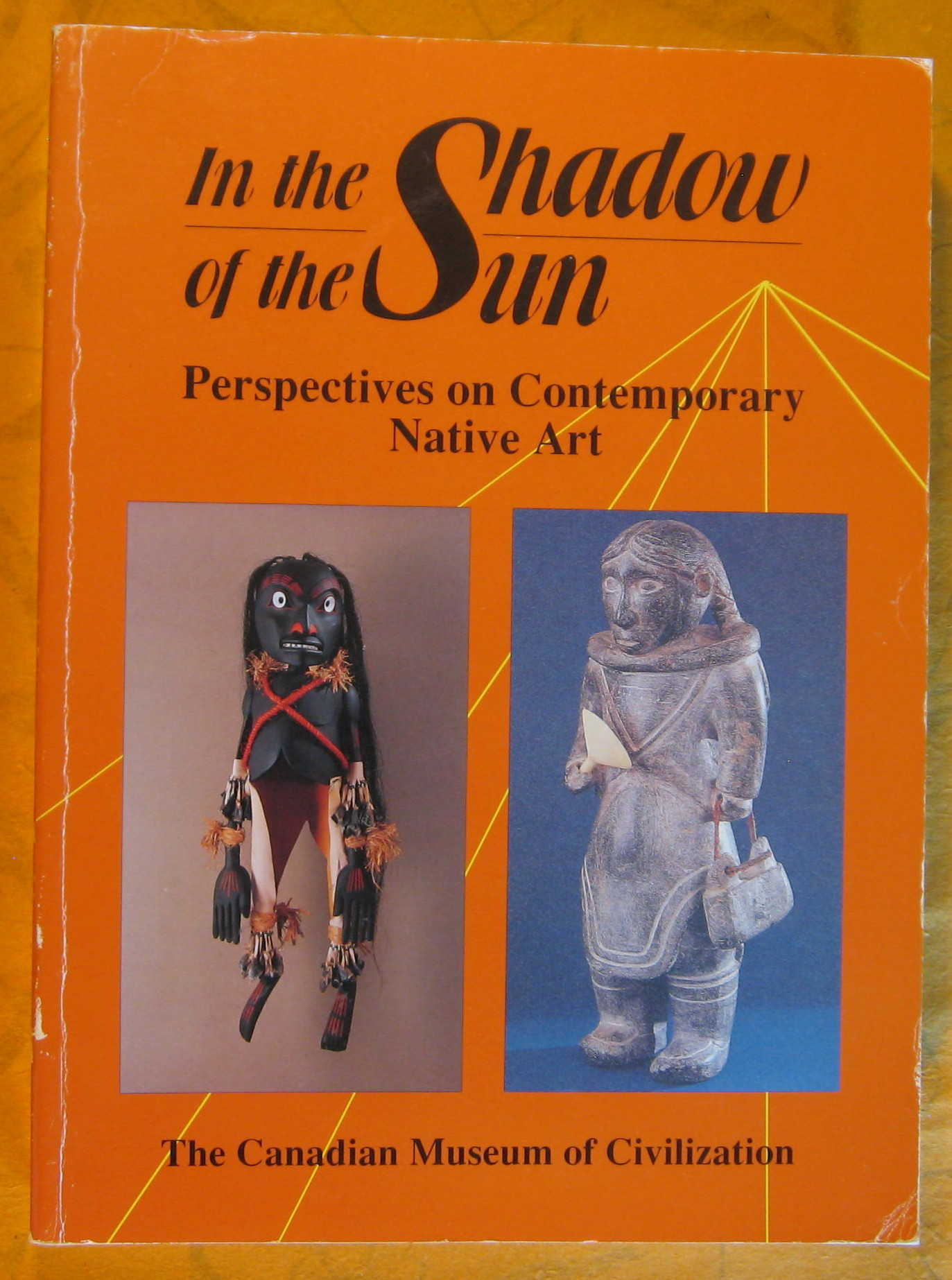 Image for In the Shadow of the Sun: Perspectives on Contemporary Native Art (Canadian Museum of Civilization Mercury Series)