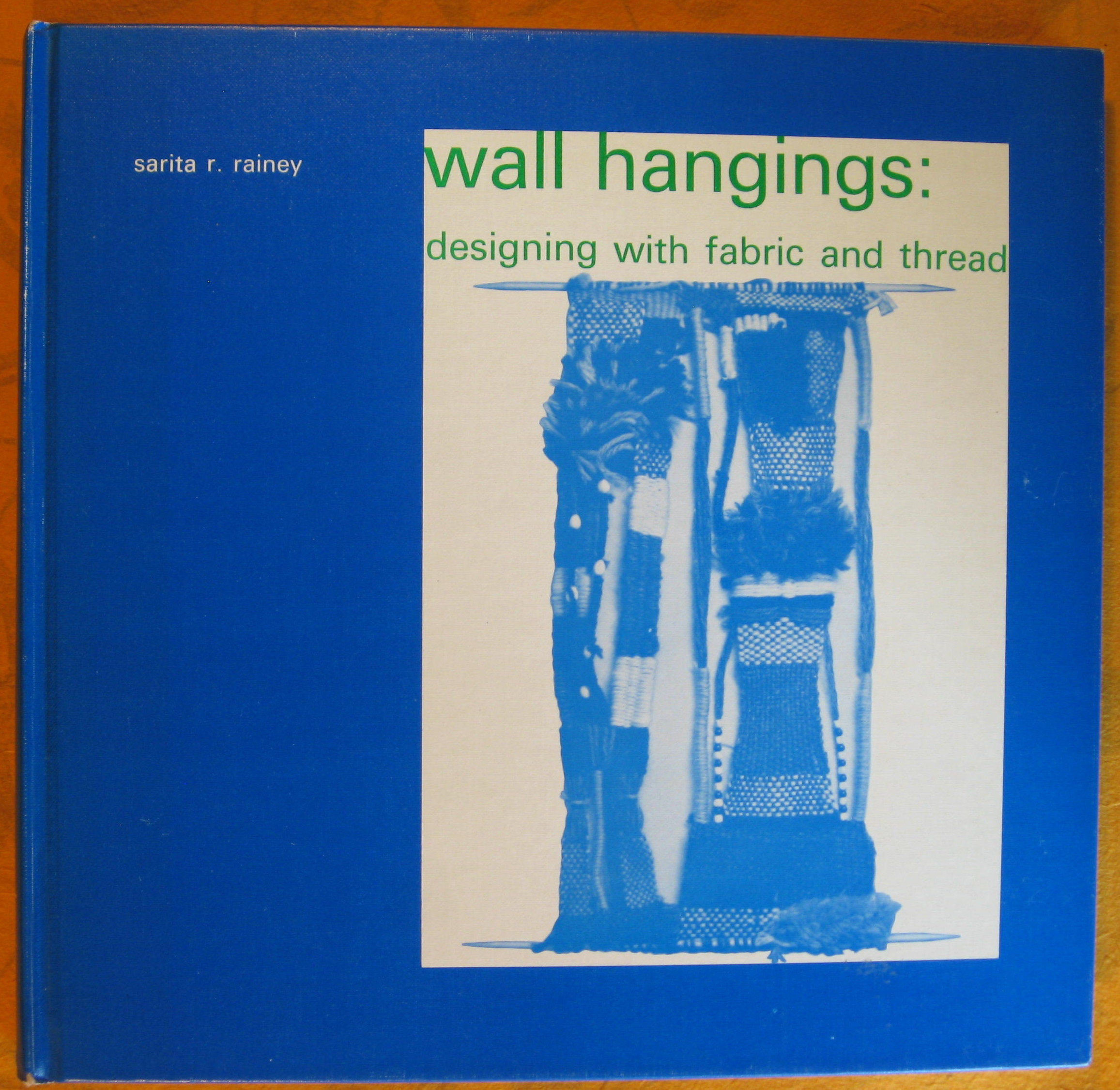 Image for Wall Hangings:  Designing with Fabric and Thread