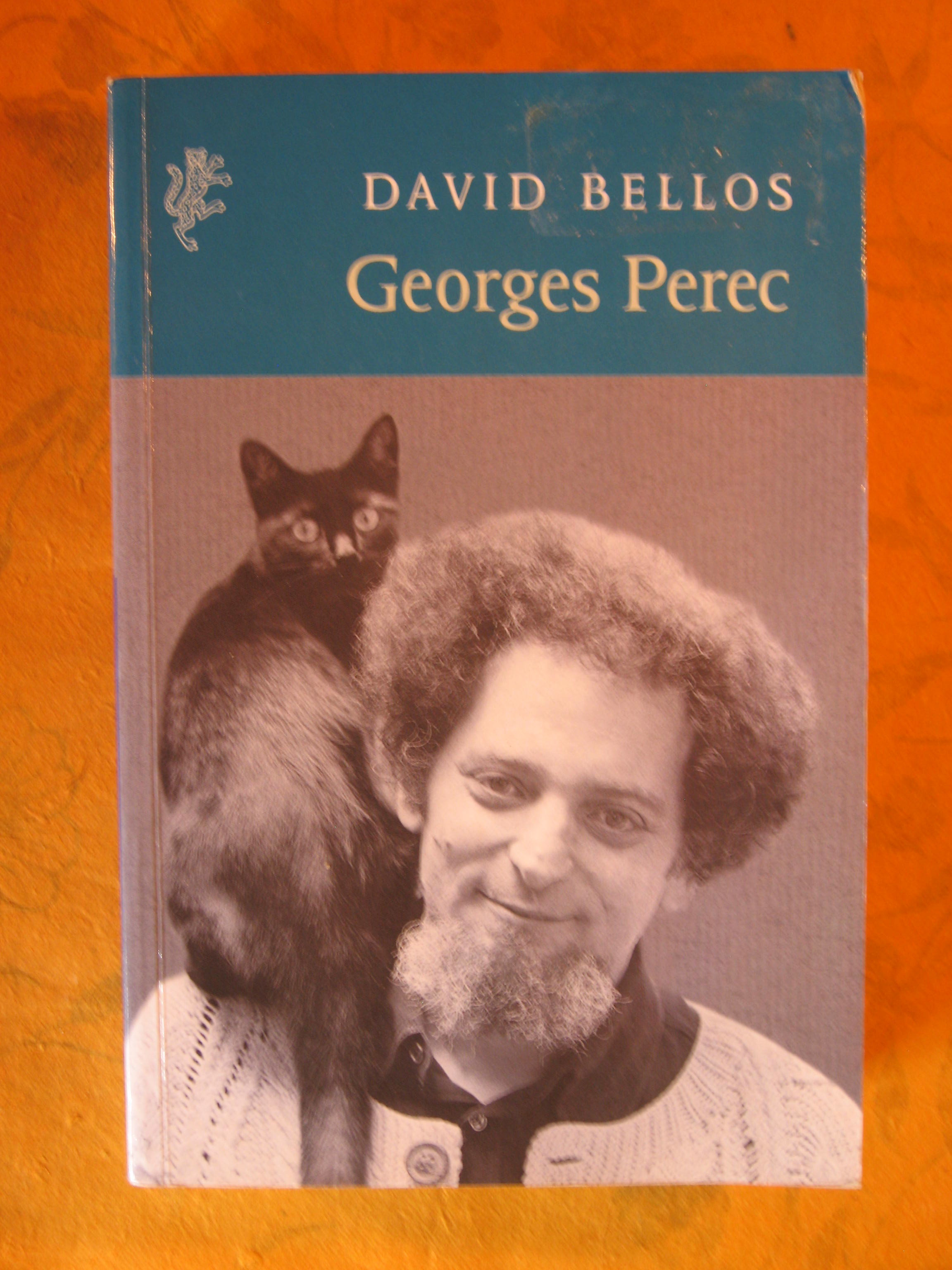 Image for Georges Perec: A Life in Words