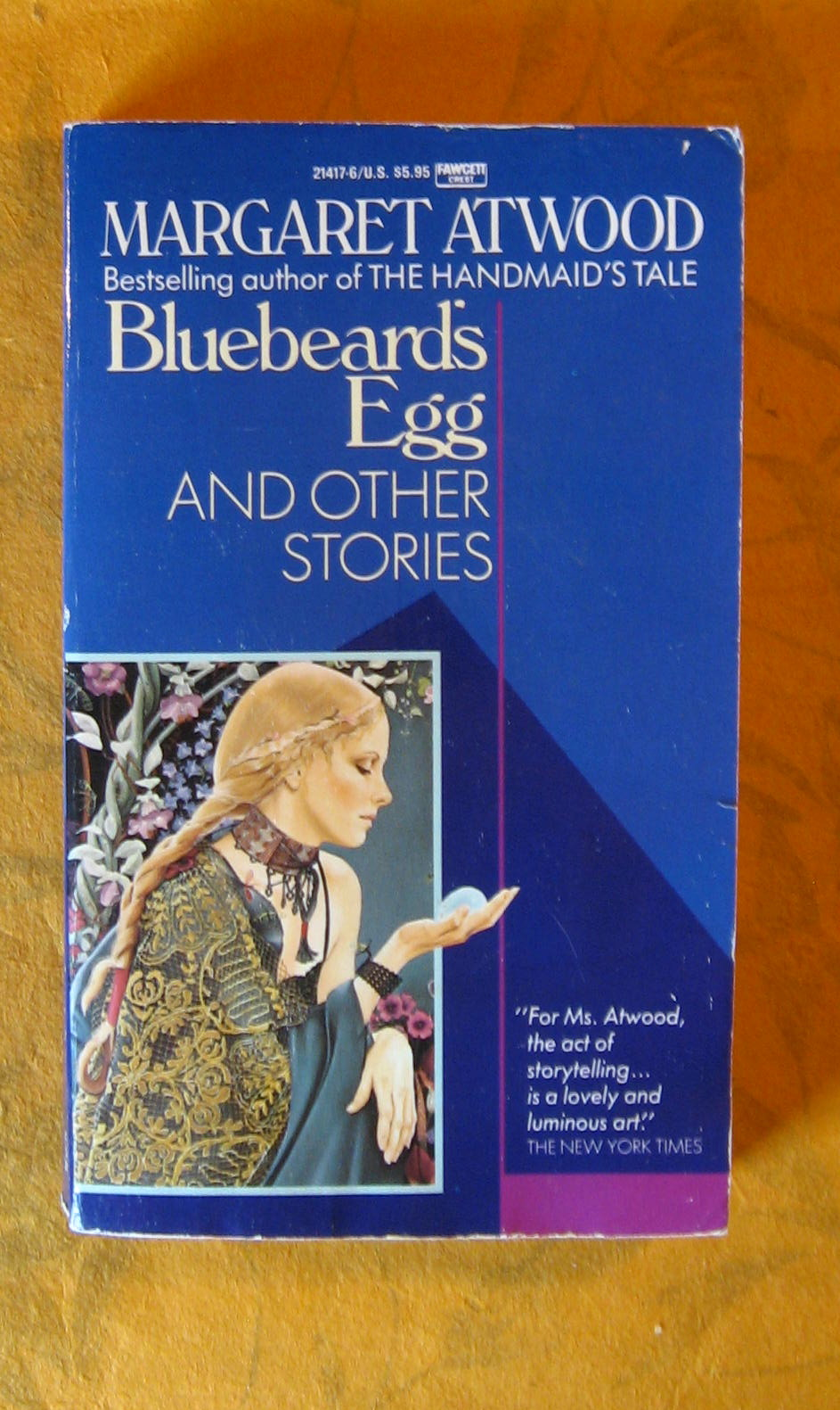 Image for Bluebeard's Egg and Other Stories