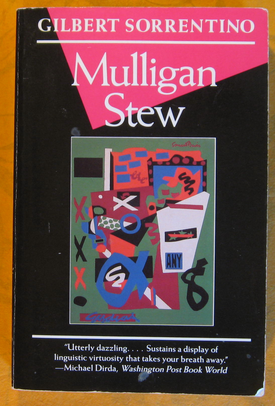 Image for Mulligan Stew