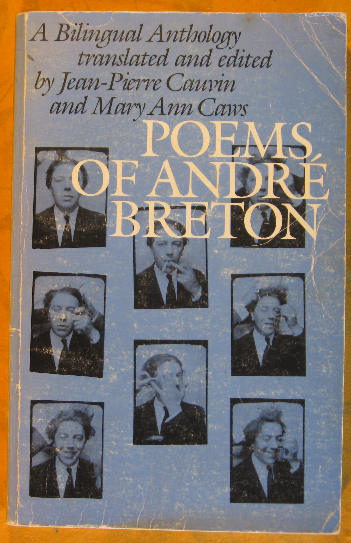 Image for Poems of Andre Breton: A Bilingual Anthology (English and French Edition)