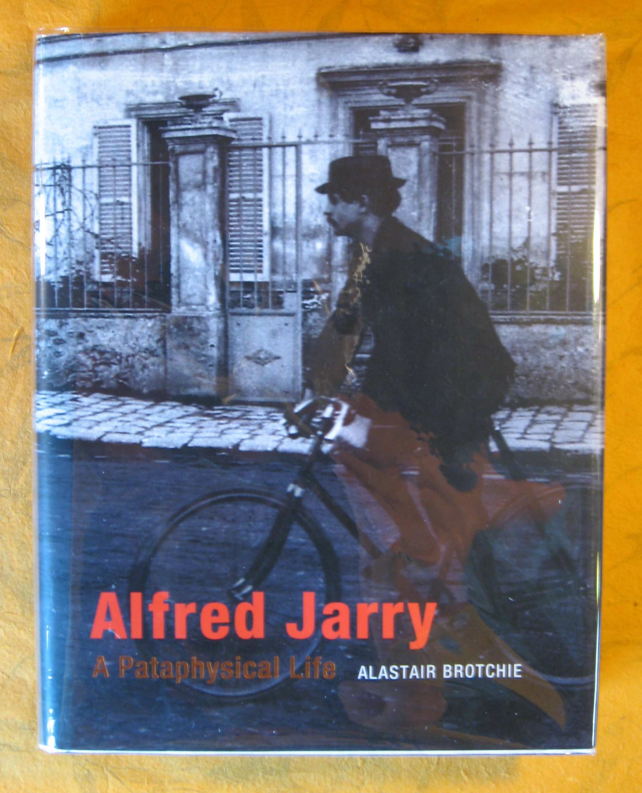 Image for Alfred Jarry:  A Pataphysical Life